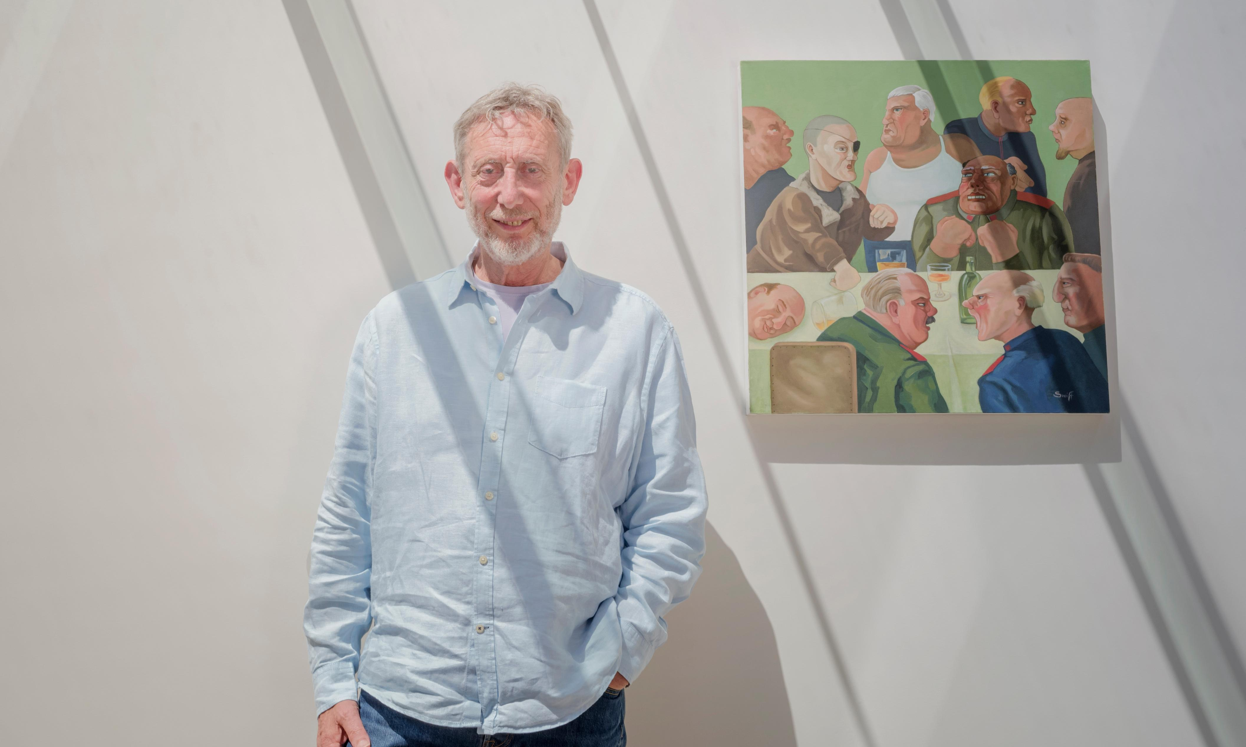 Michael Rosen: 'If I hadn't written poems about my son Eddie, I might have lost those memories'
