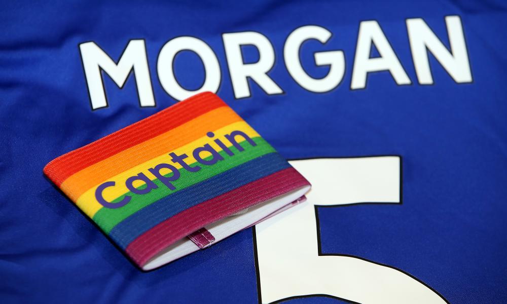 Wes MOrgan's kit