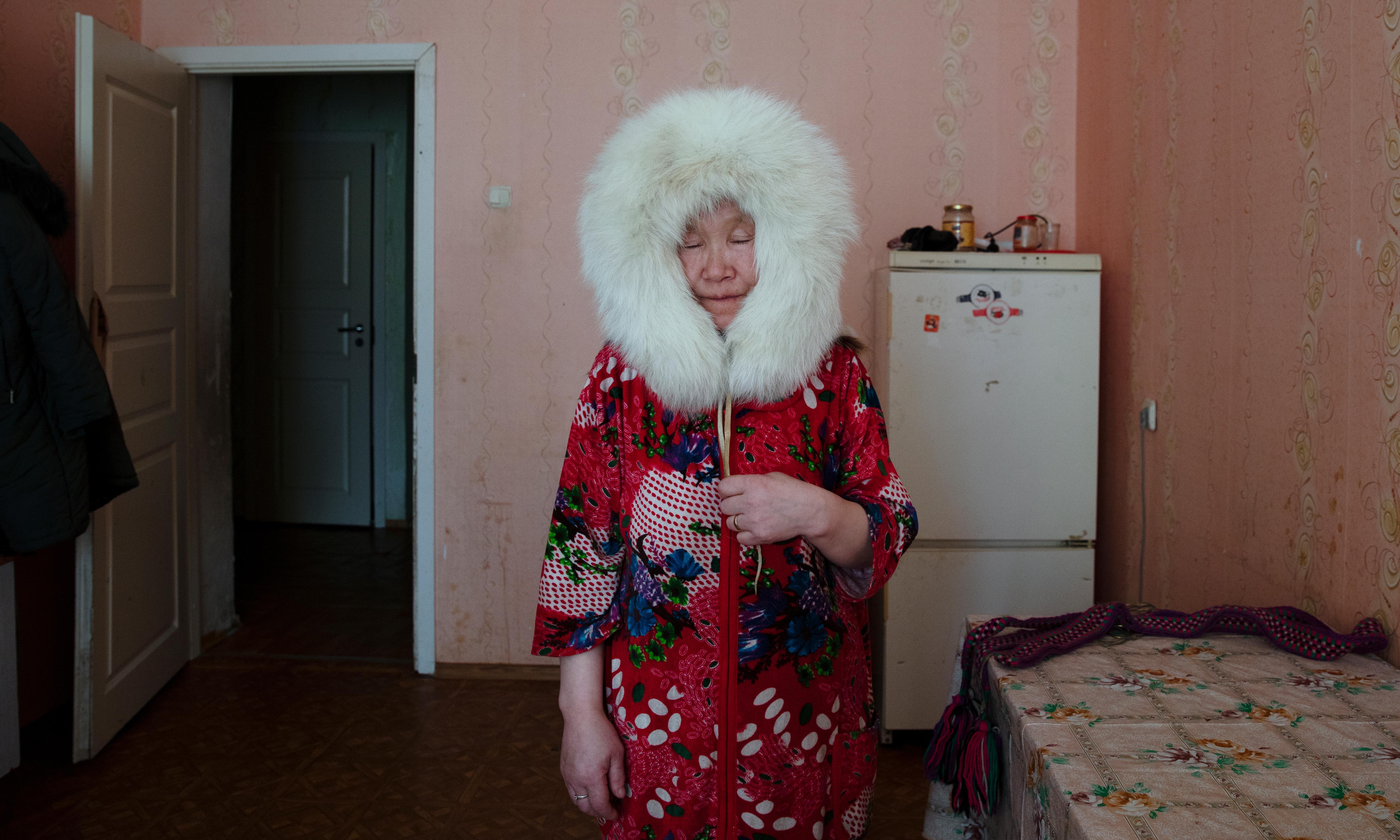 Siberia's forgotten women – a photo essay