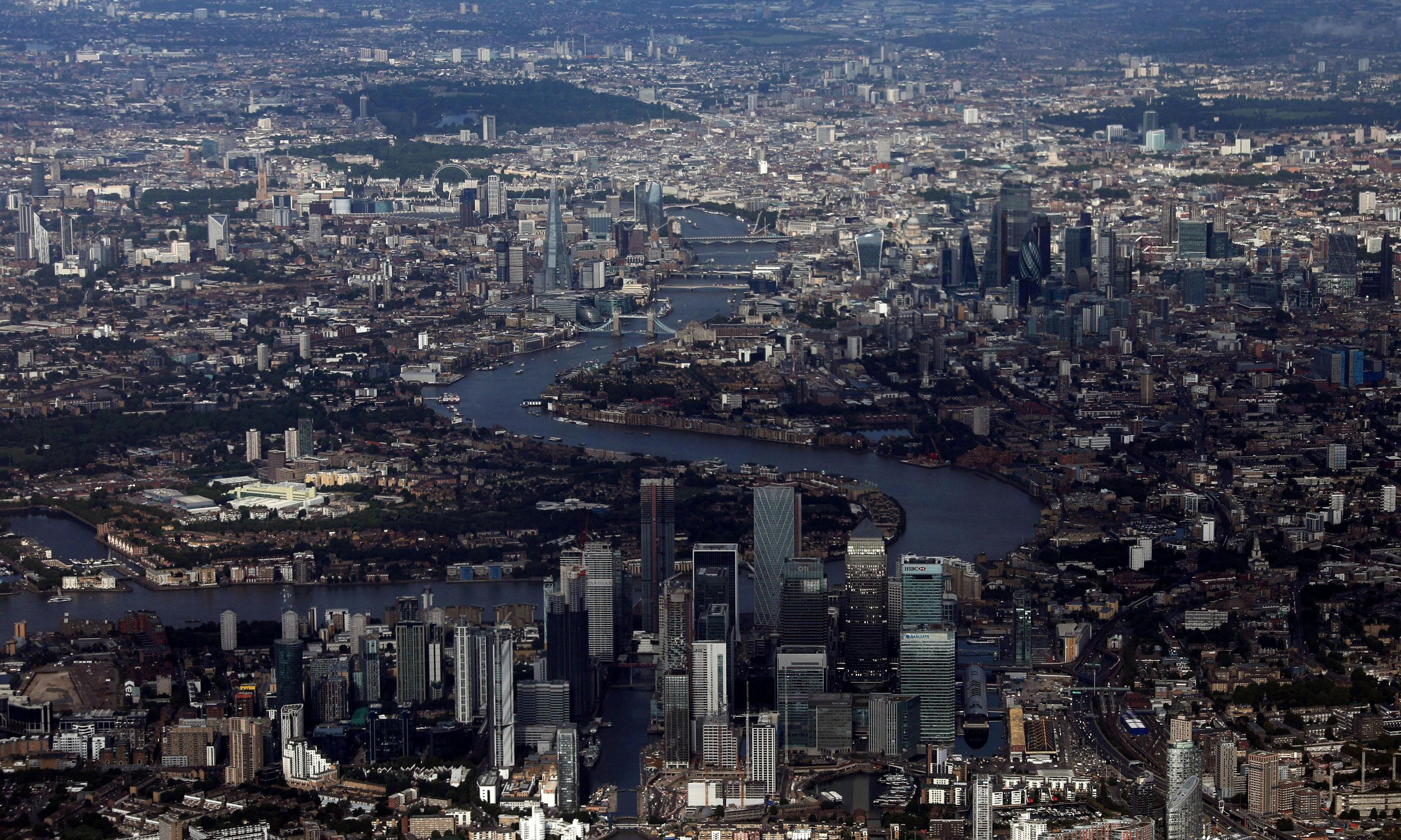 UK climbs ranking of tax havens, campaign group warns