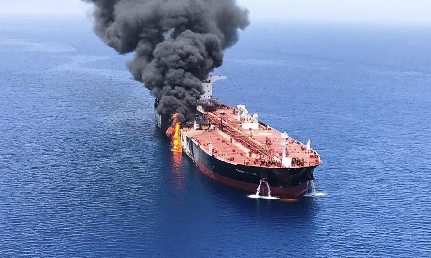 What impact could oil tanker attacks have on global economy?
