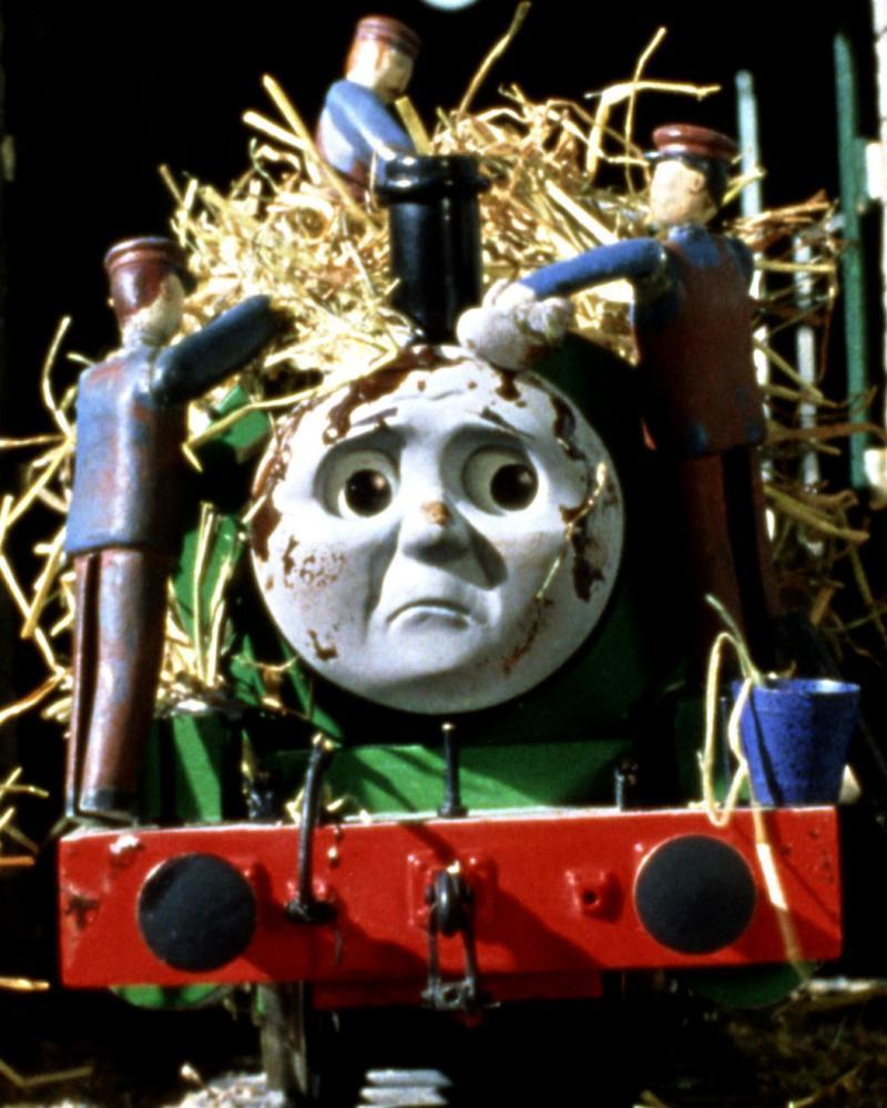 The unfortunate winner, Percy