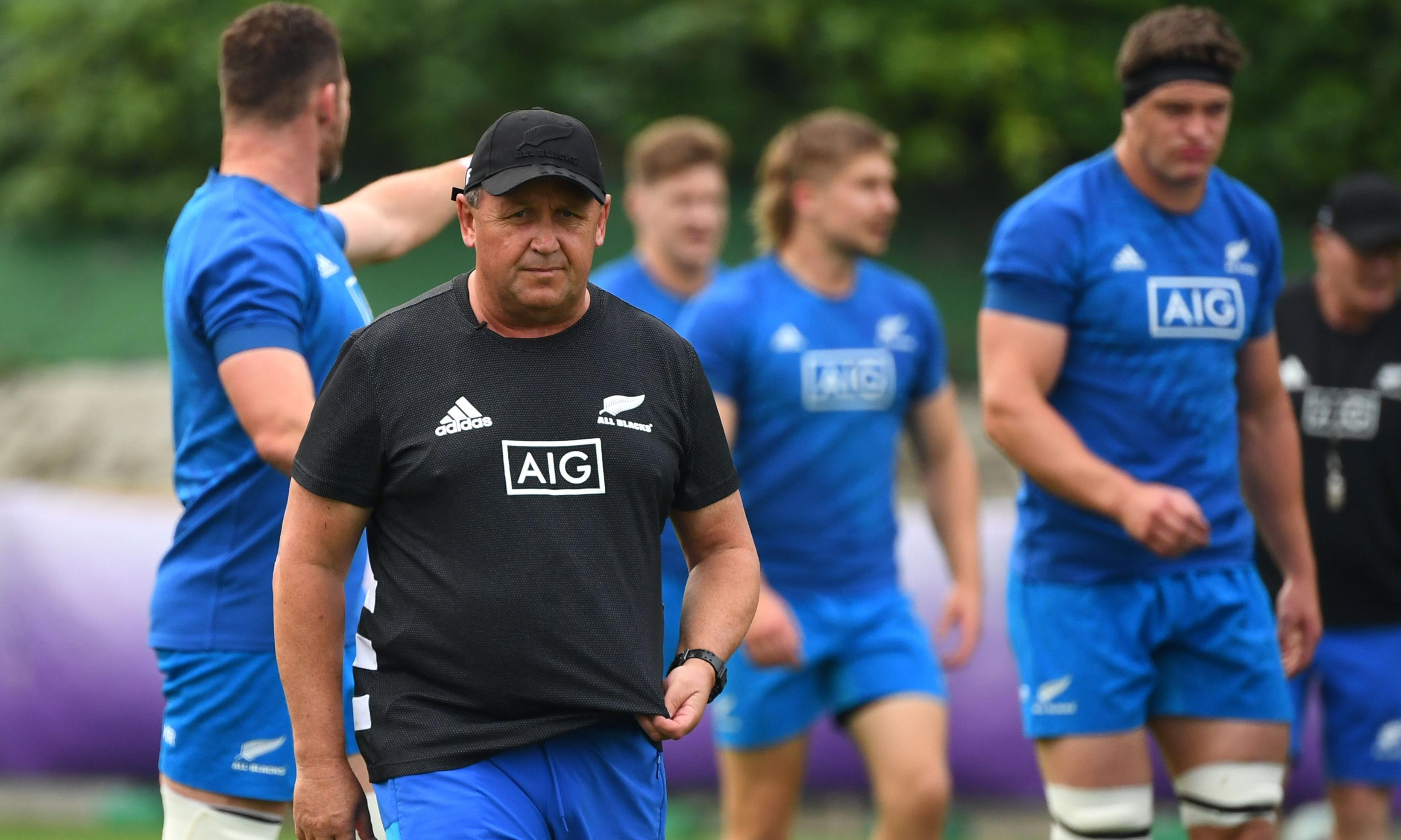New Zealand's Foster ready for Ireland: 'We always remember our losses'