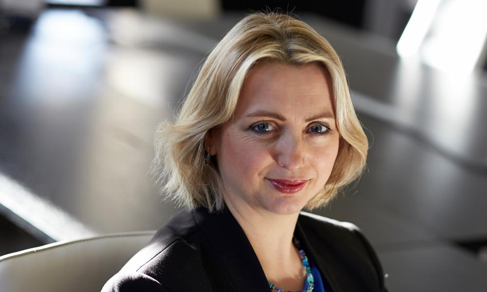 The chair of the Royal College of GPs, Dr Helen Stokes-Lampard