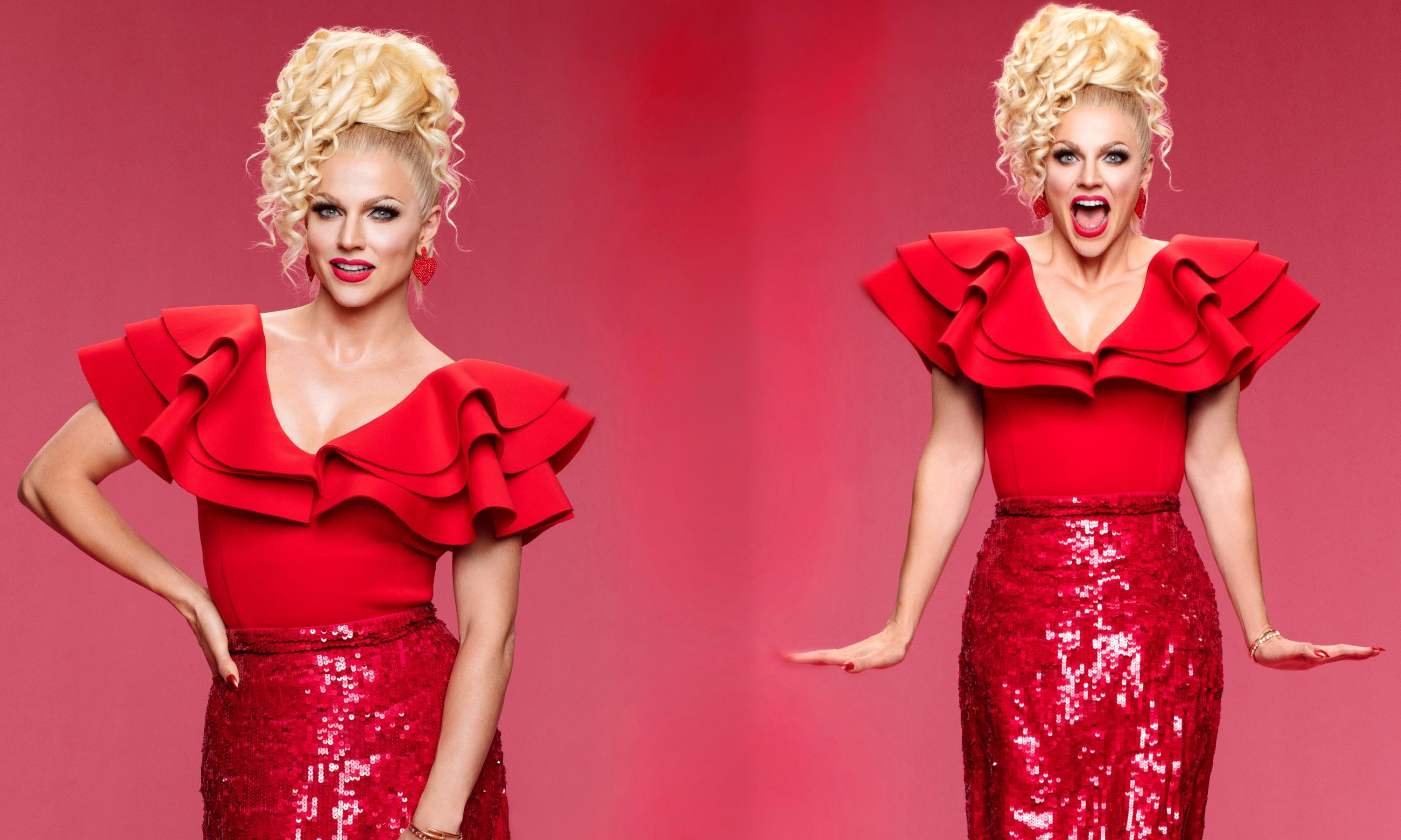 Courtney Act on diversity and division: 'Australia is behind the eight ball'