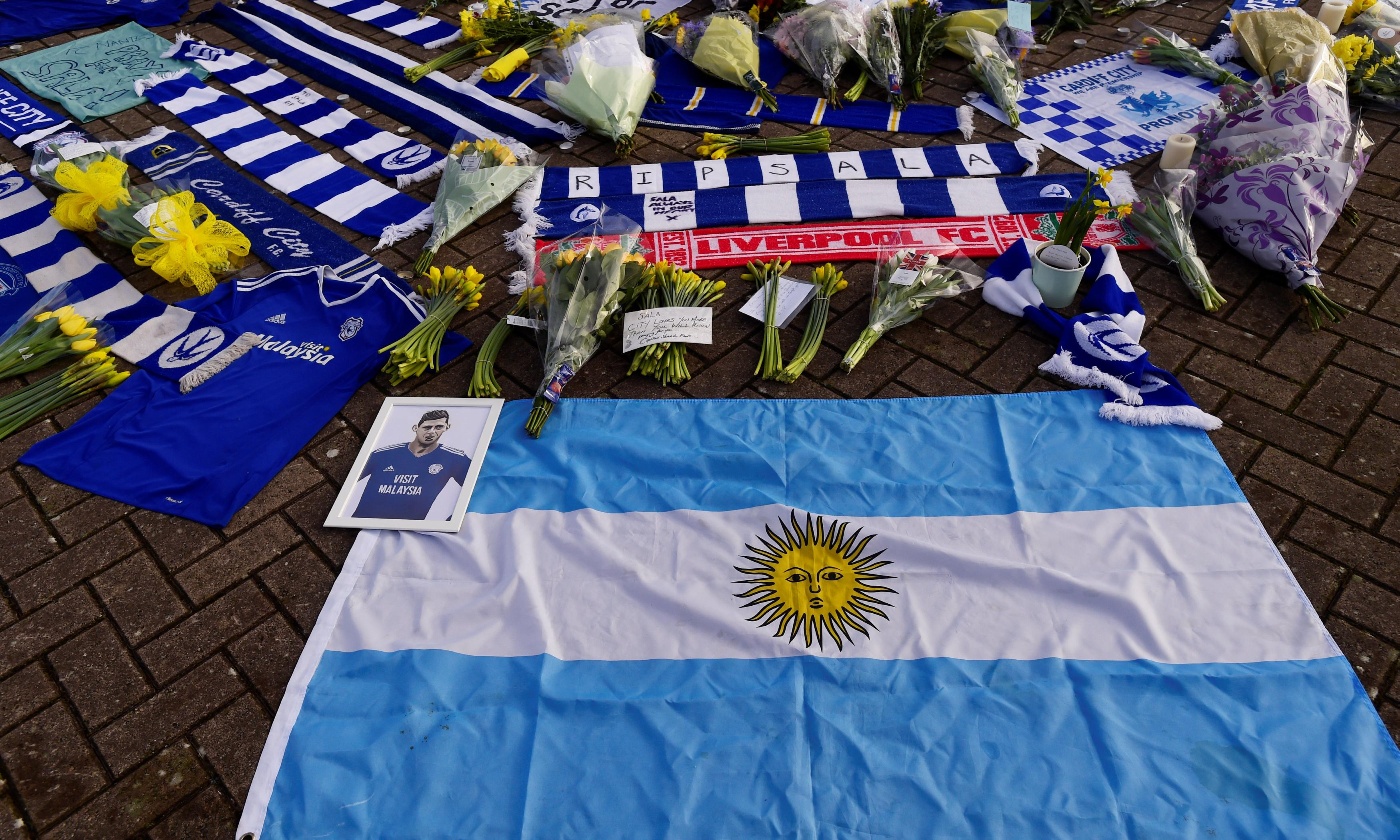 Emiliano Sala dominates news, thoughts and prayers in Argentina