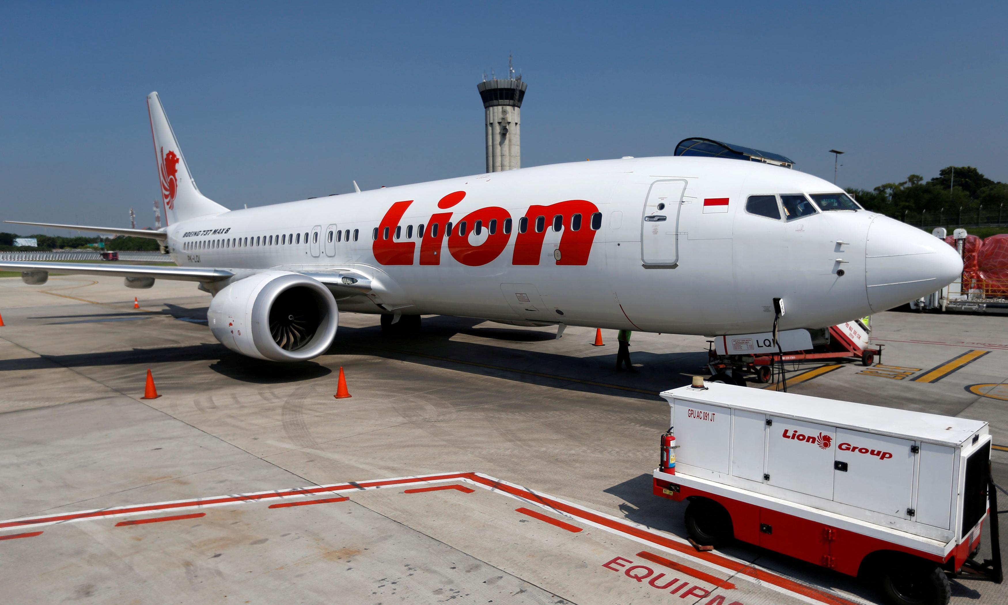 Lion Air pilots were looking at handbook when plane crashed