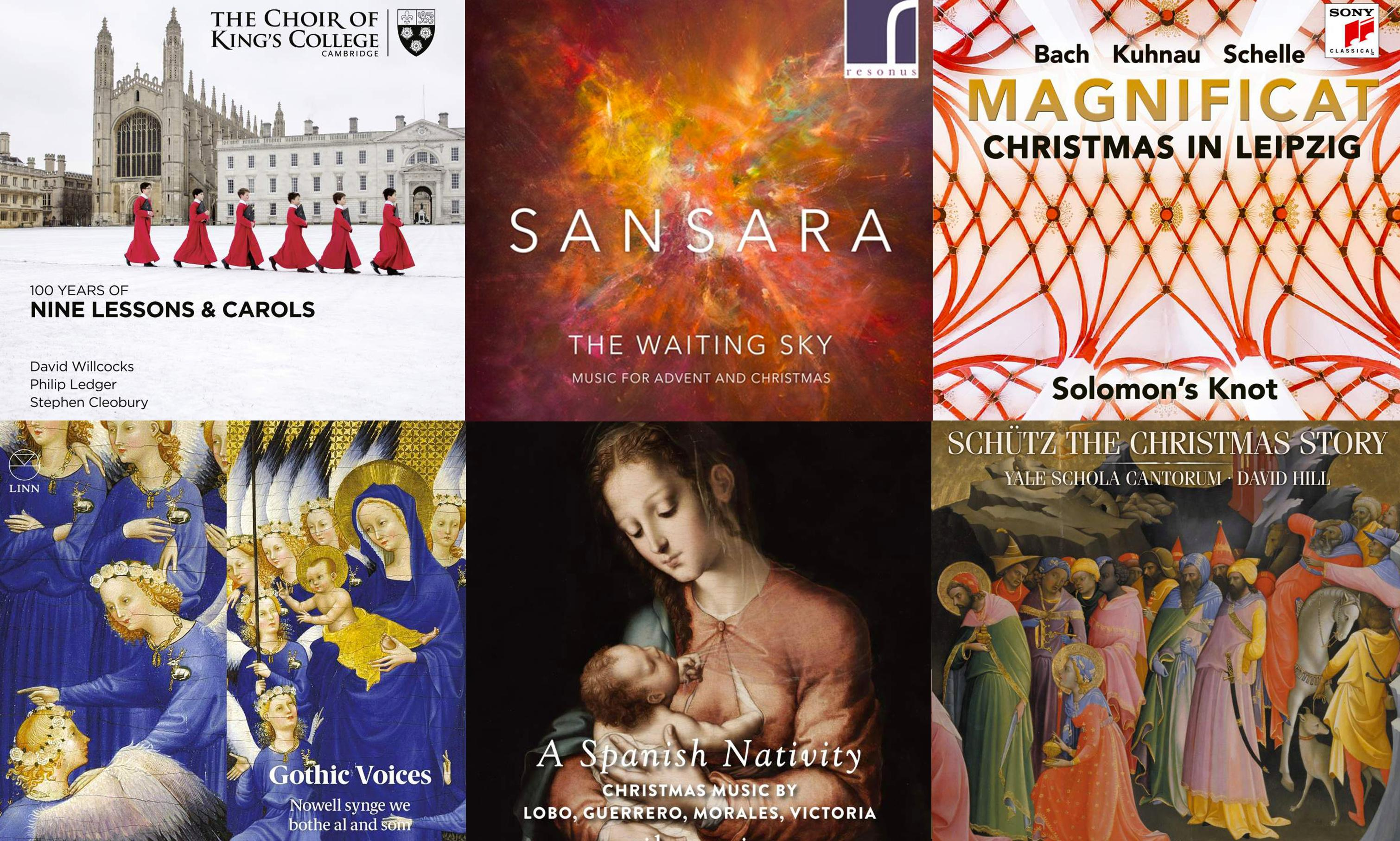 From cantatas to carols: the best classical Christmas albums of 2019