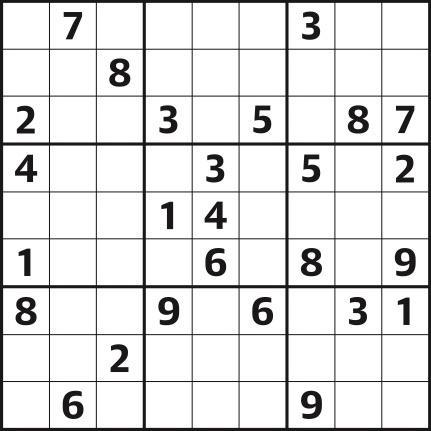 Sudoku 4,511 hard