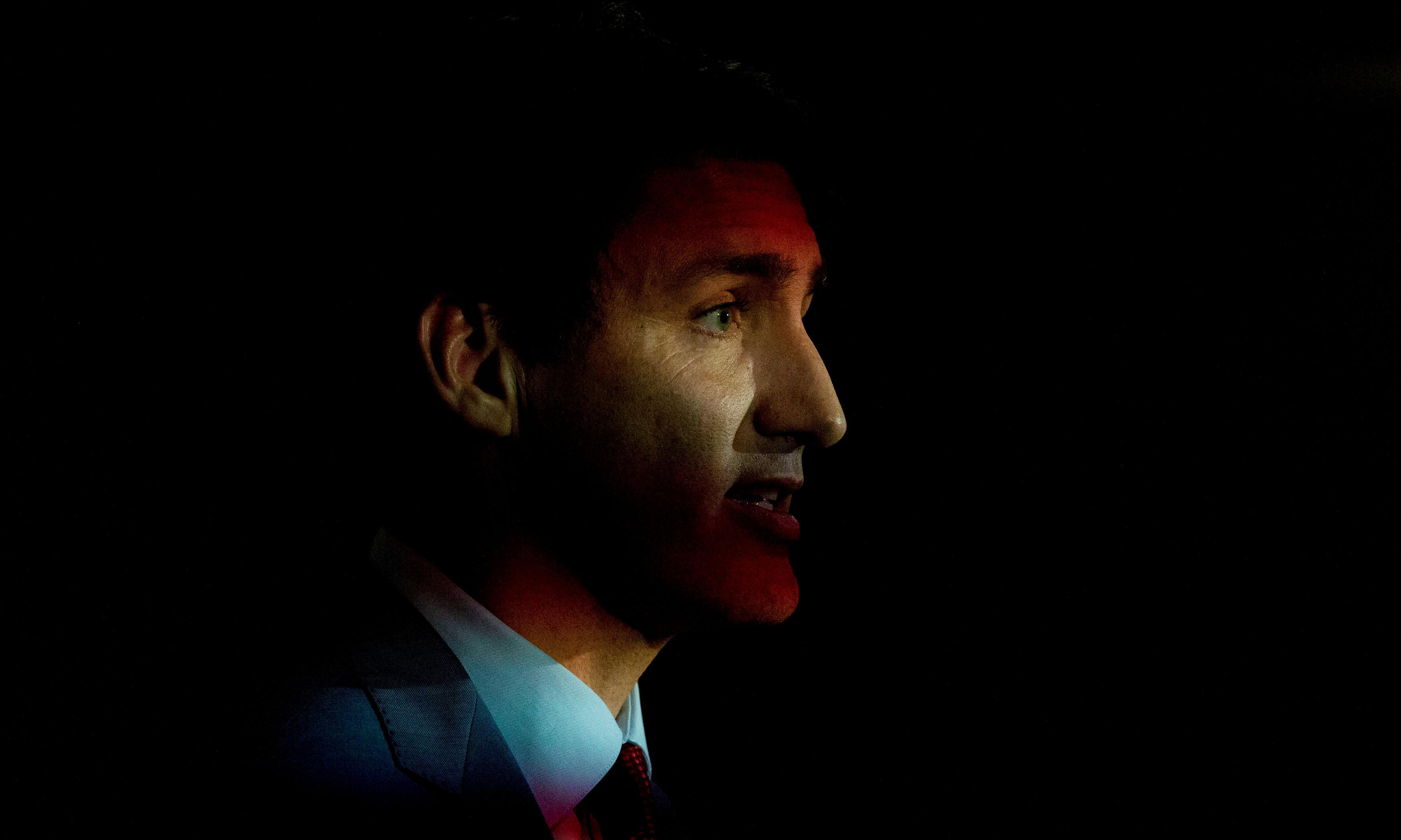 Justin Trudeau – not so much racist as slight and ineffectual