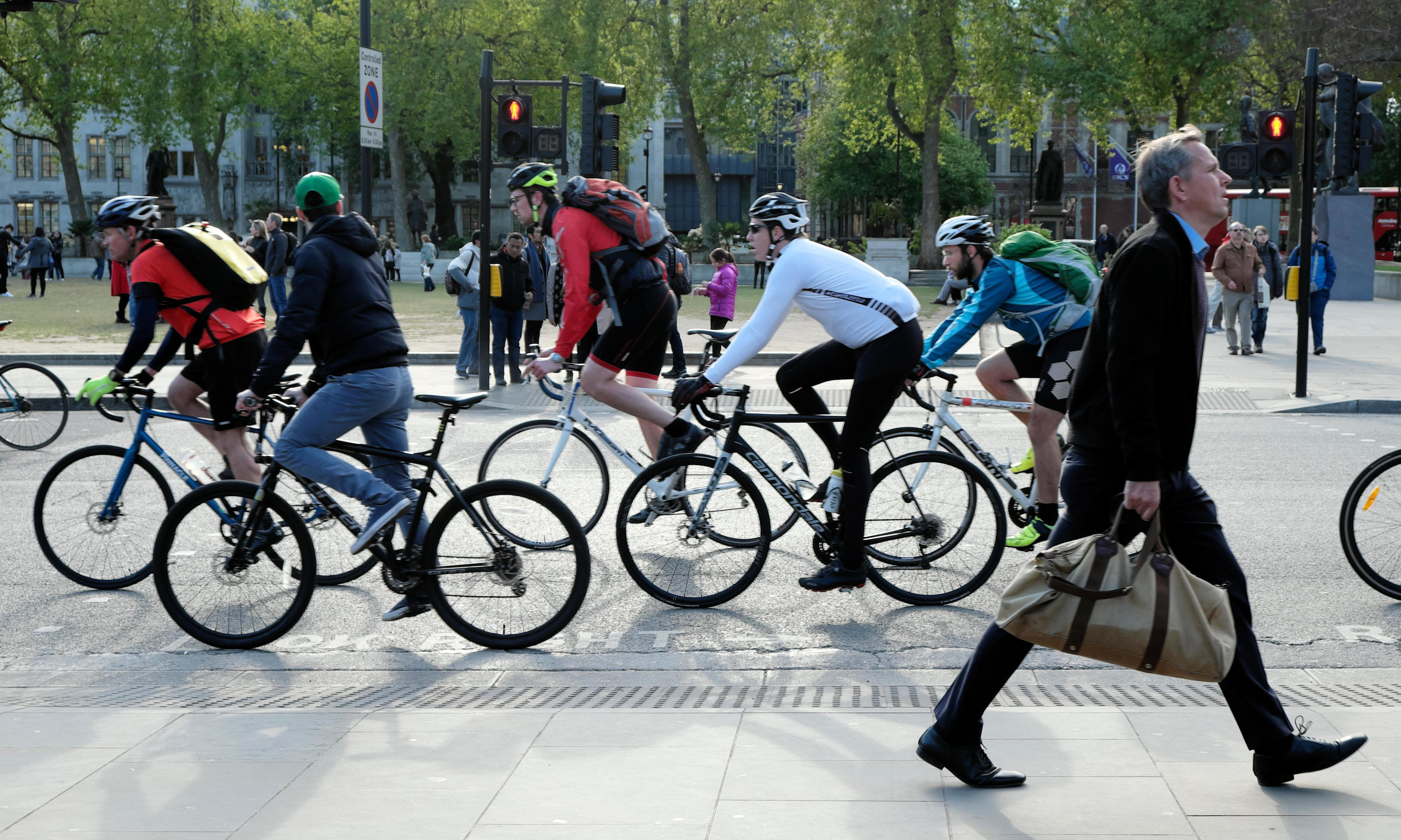 This government is neglecting cycling – Labour would change that