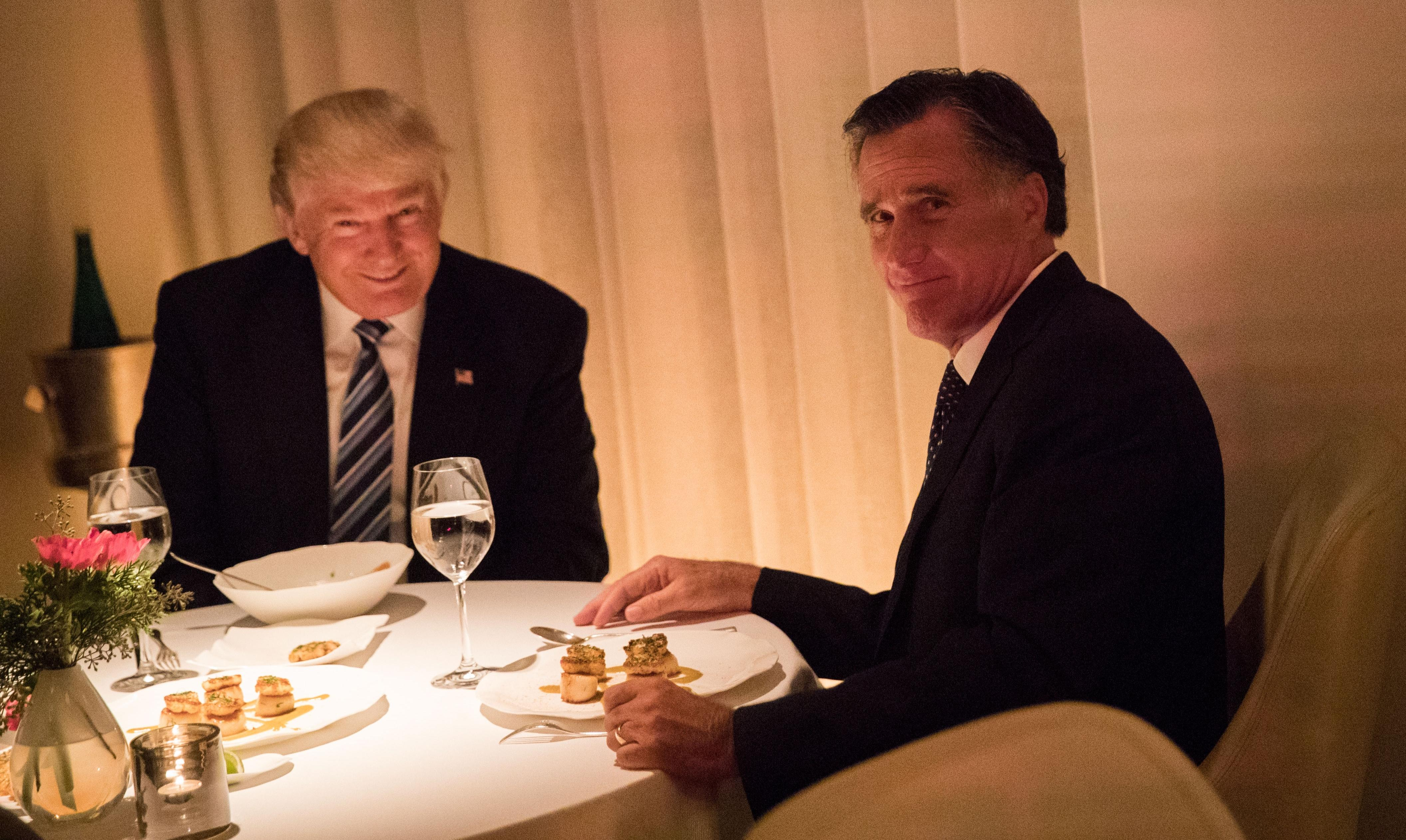 Mitt Romney won't back Justin Amash in call for Trump impeachment