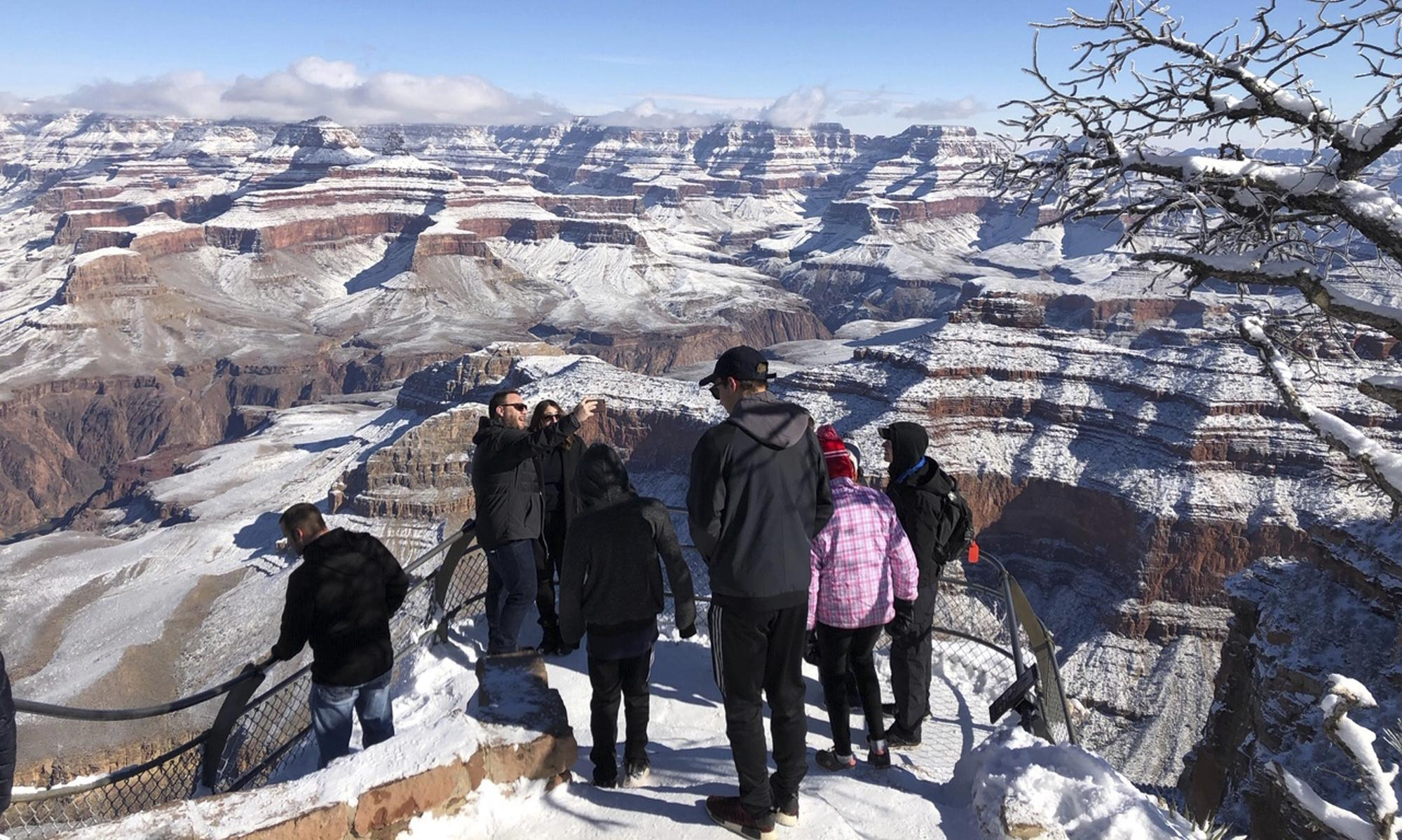 Grand Canyon tourists possibly exposed to radiation at museum, whistleblower says