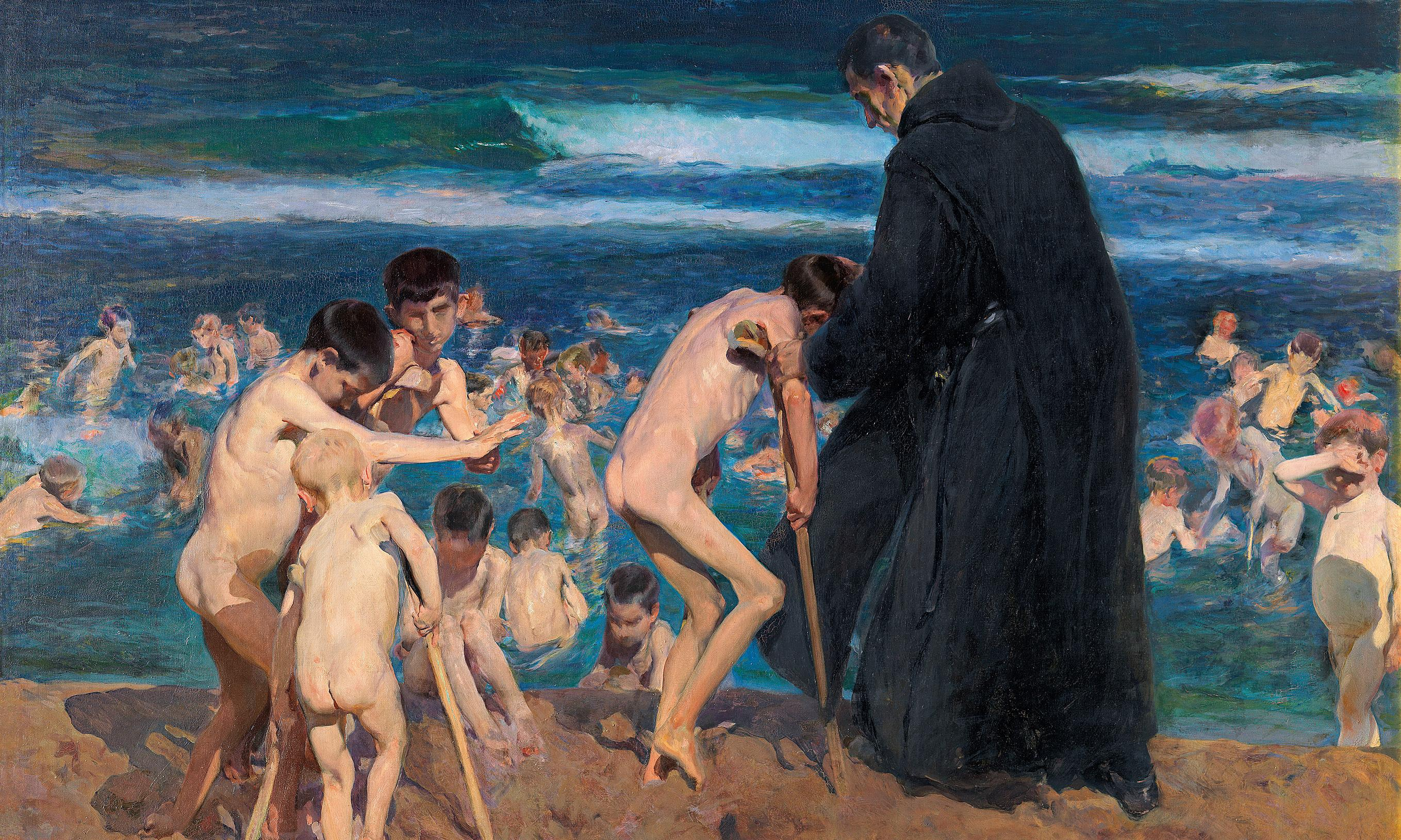 A lusciously perverse view of a backward land - Sorolla: Spanish Master of Light review