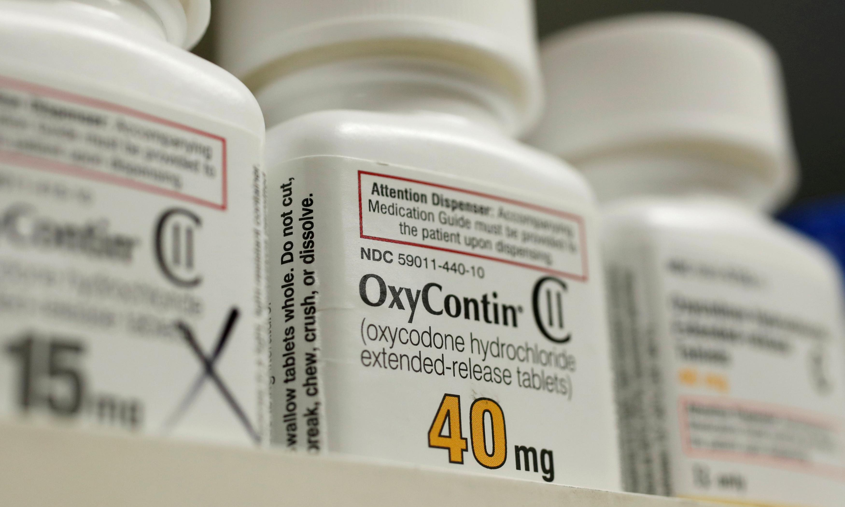 Opioid crisis: doctors among 60 charged in crackdown on illegal prescriptions
