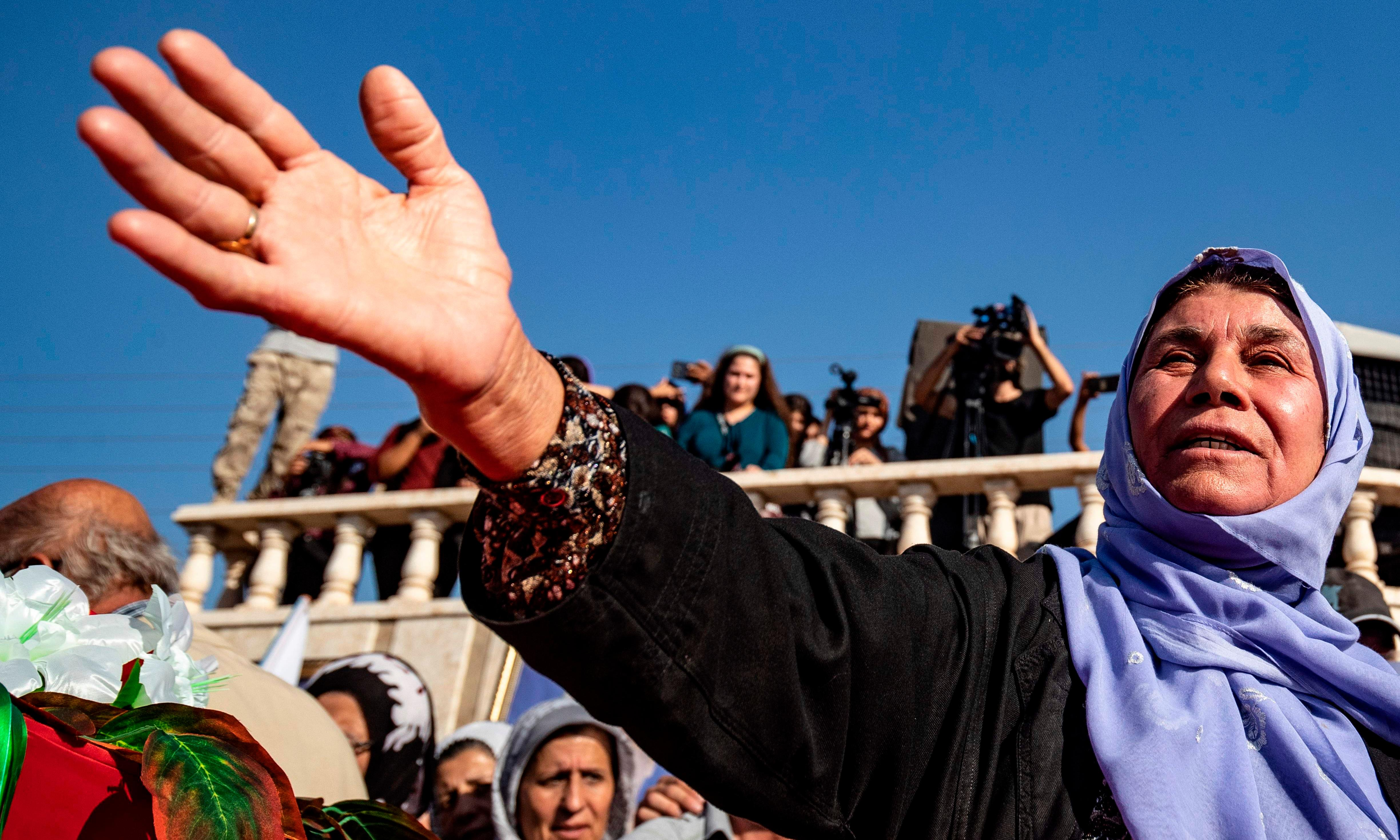 The Kurds have faced their own 'endless war'. And this is a dark new chapter