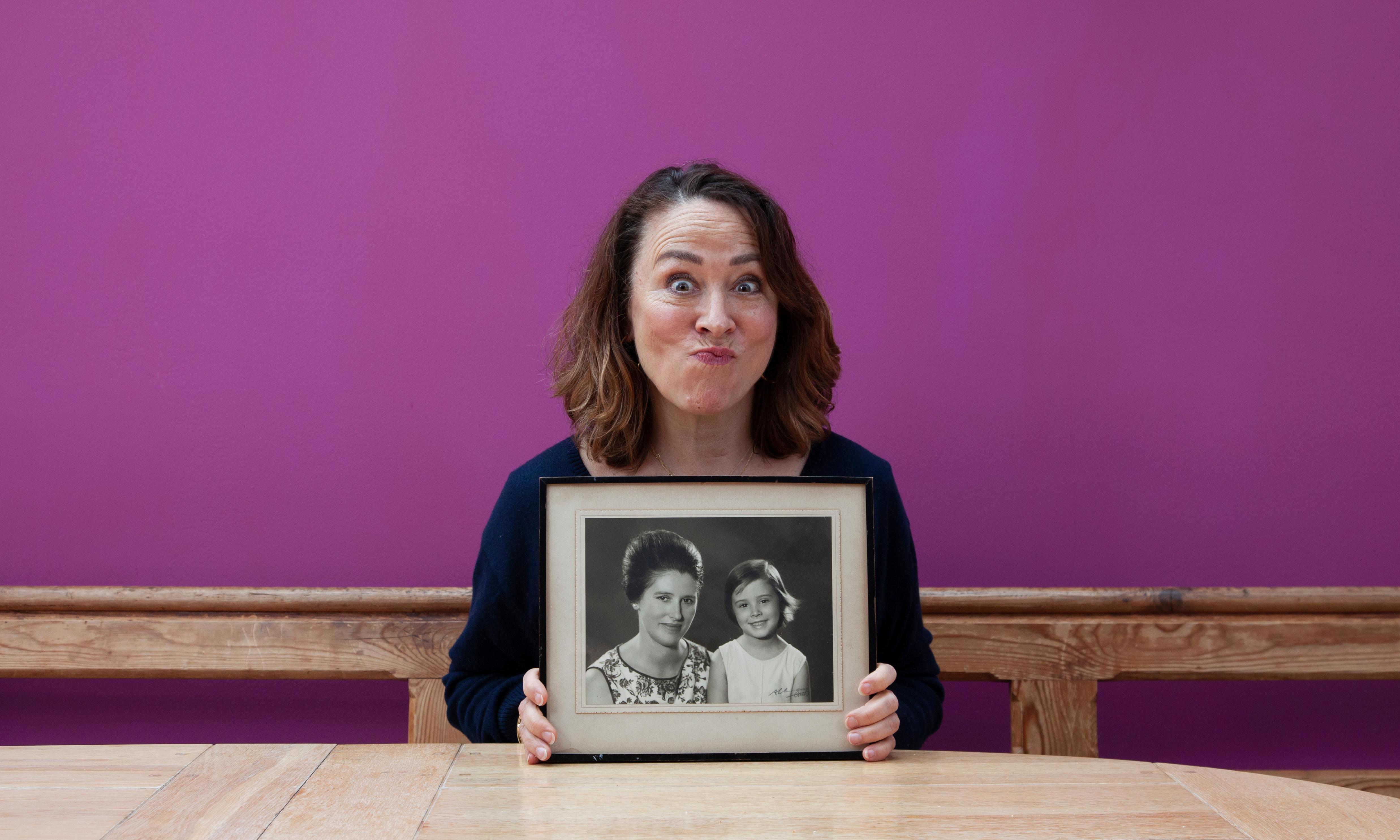 Arabella Weir on her aggressively unhappy mother: 'In my memory, she got rid of me'