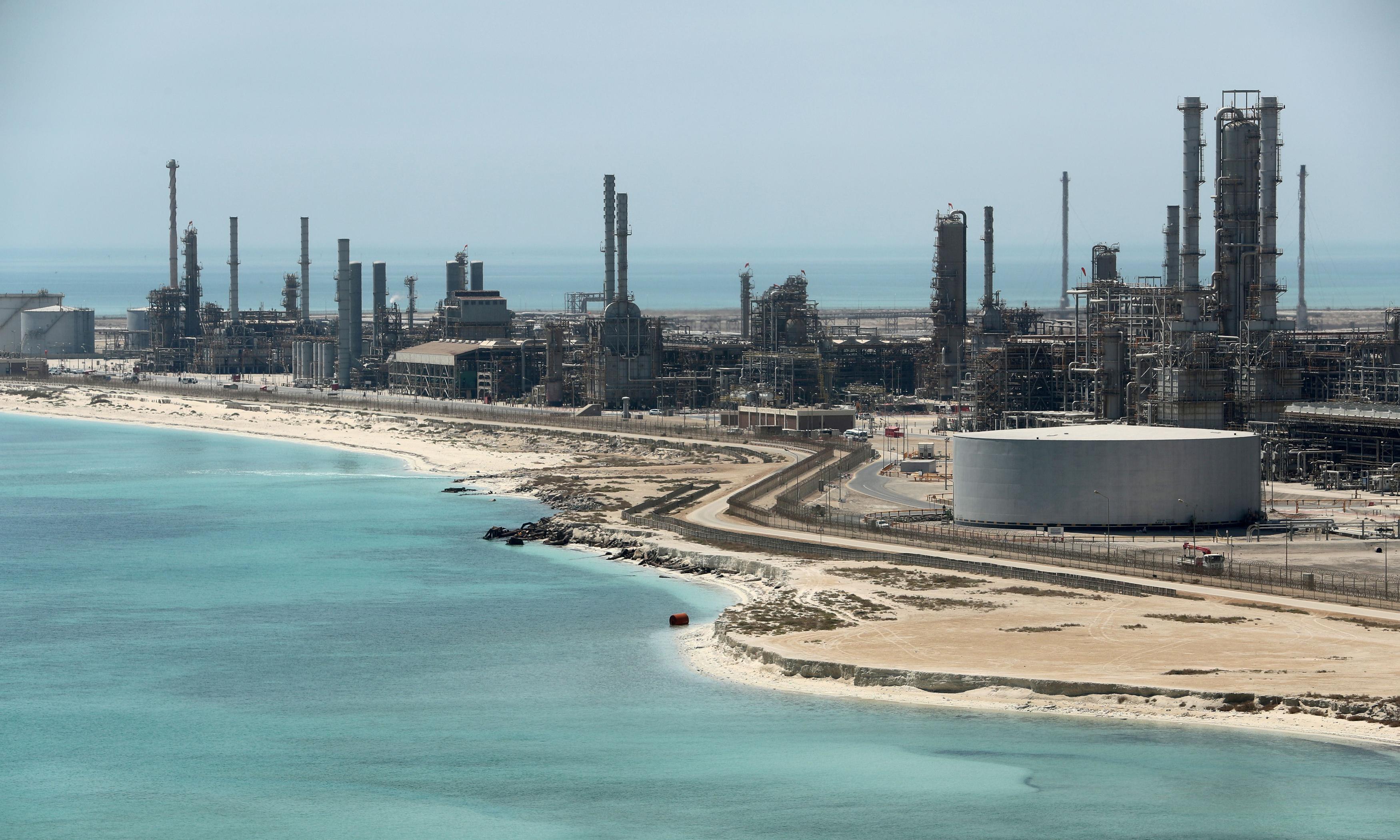 Saudi Aramco flotation is a failure before it has even begun