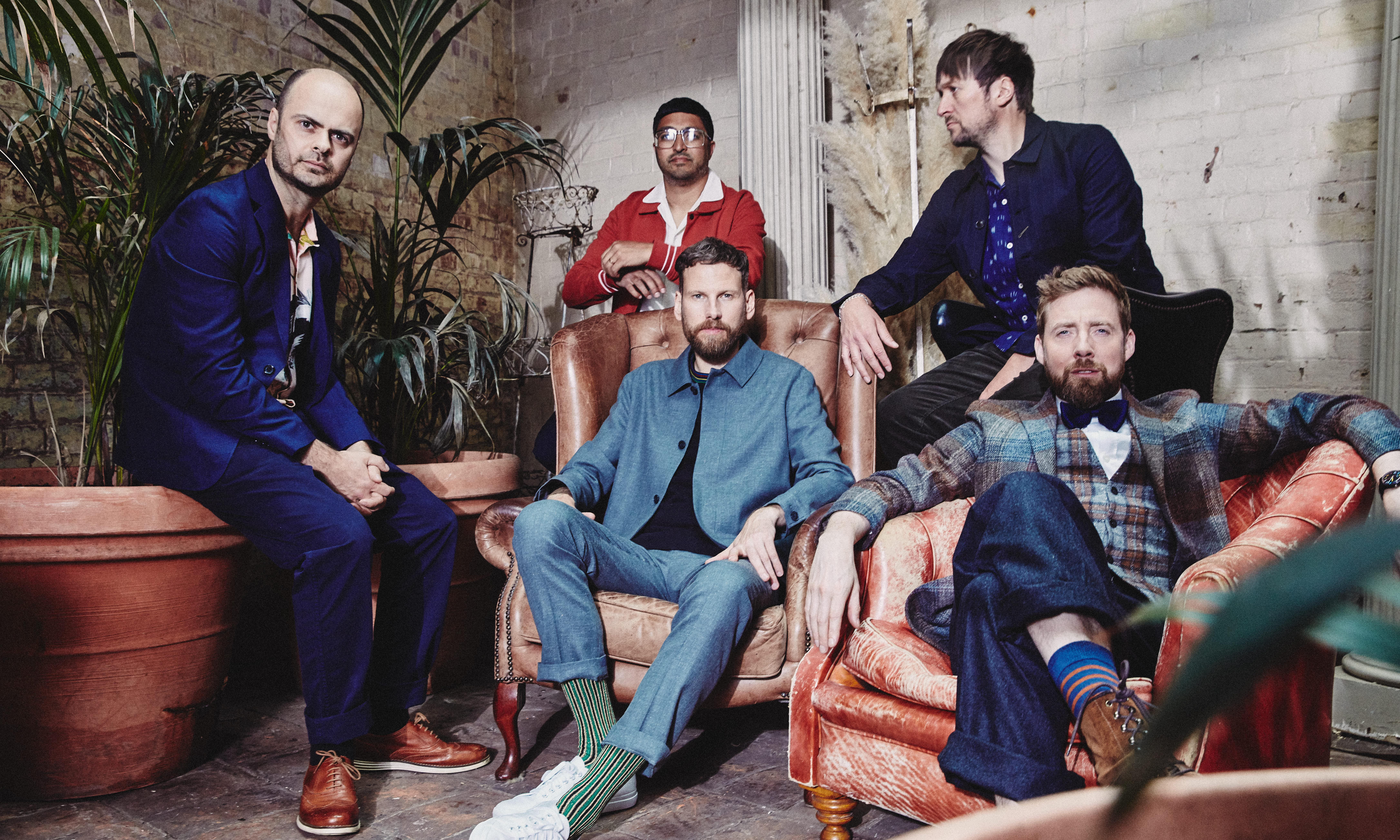 Kaiser Chiefs: Duck review – a solid offering for the faithful