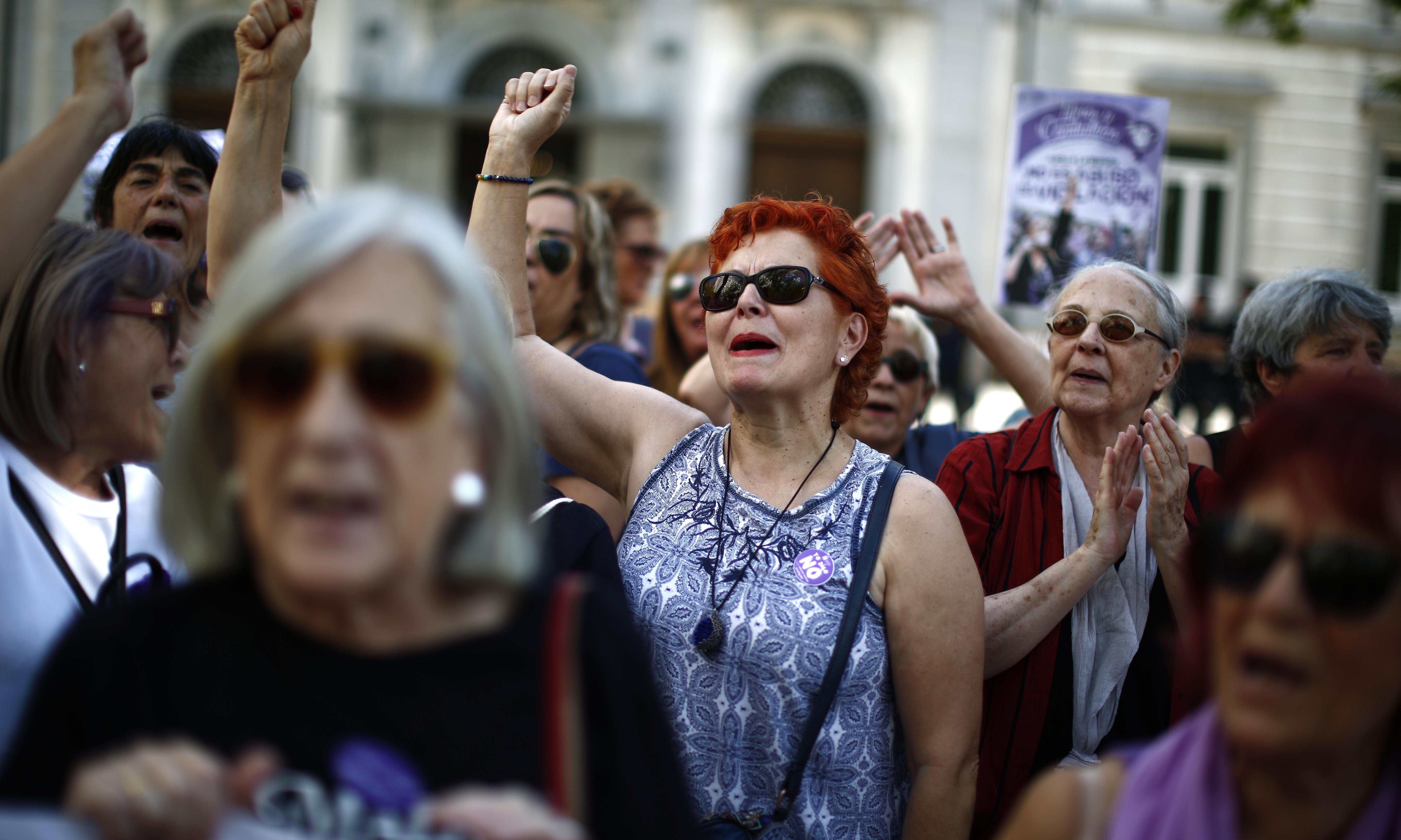 After the horror of the 'wolf pack' case, Spanish women have reason to be hopeful