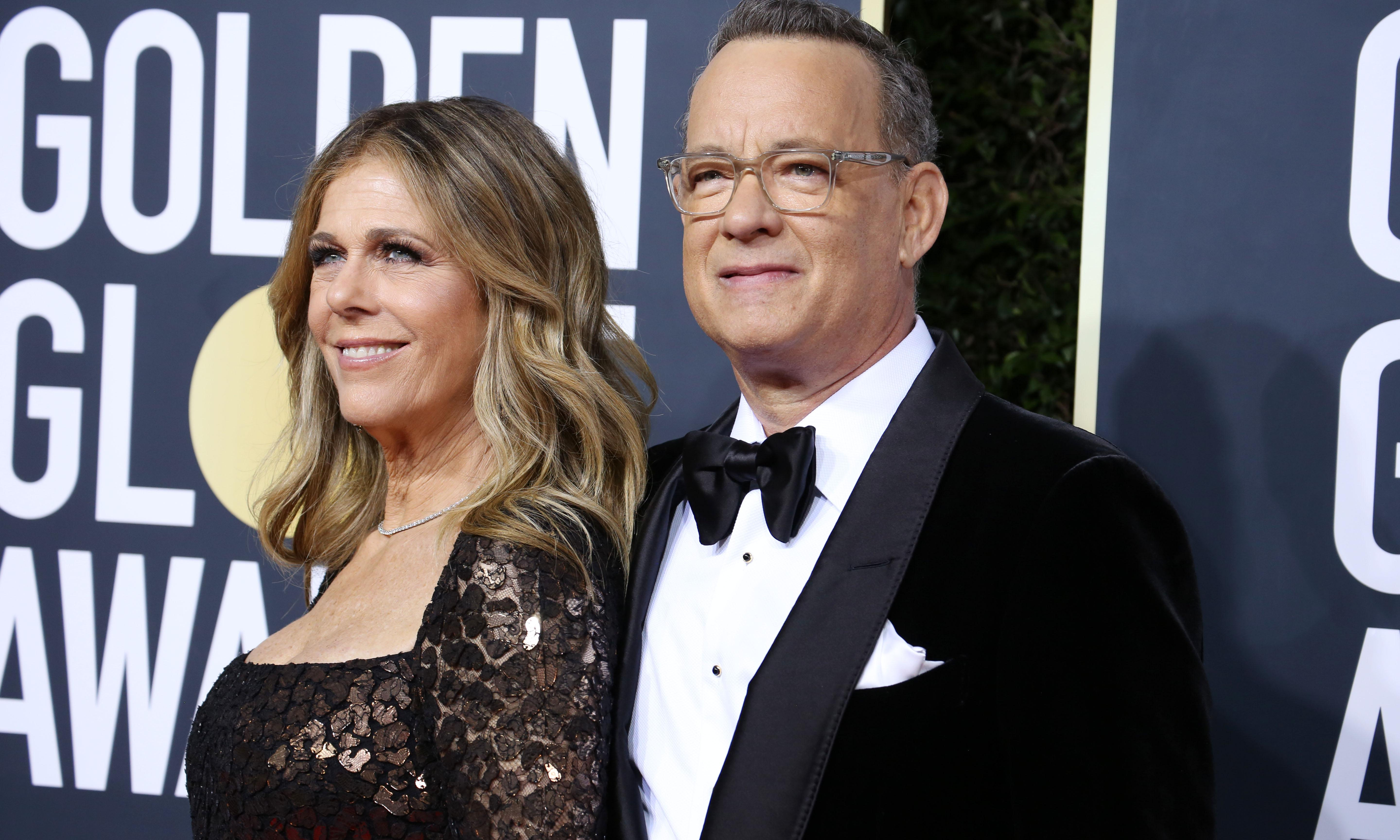 Tom Hanks becomes honorary citizen of Greece