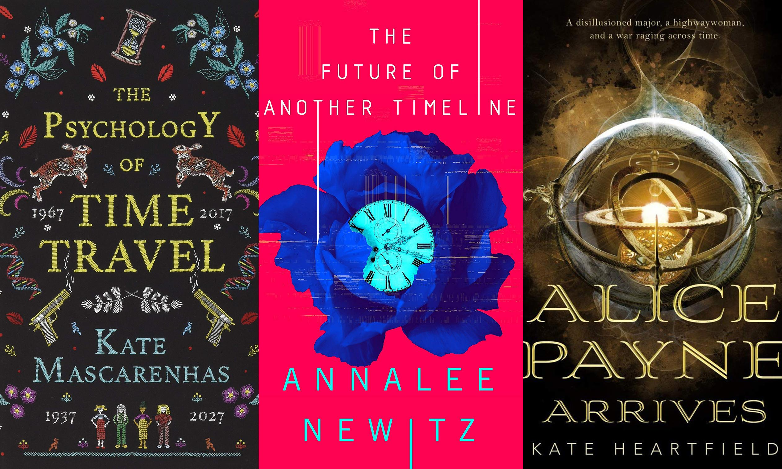 Why are there so many new books about time-travelling lesbians?
