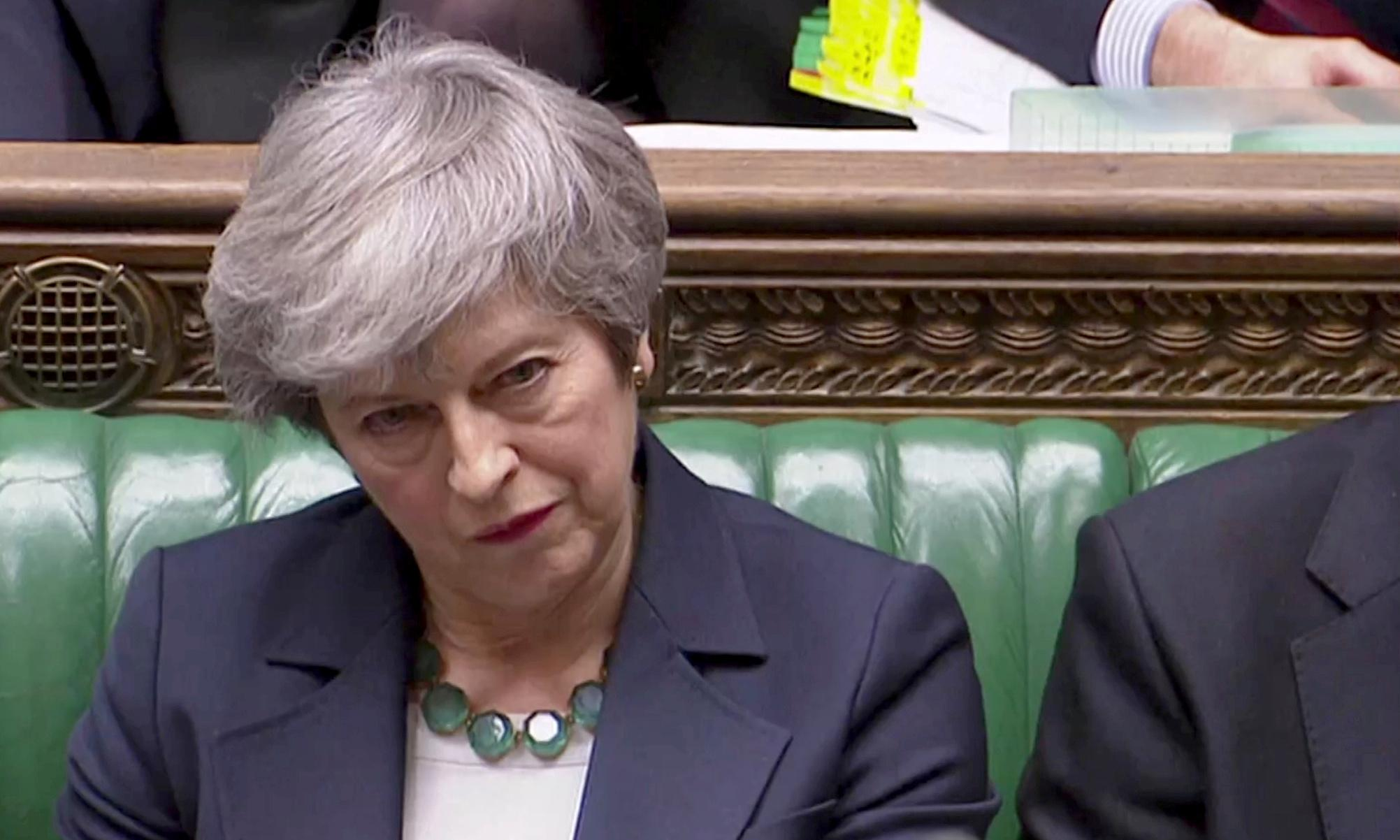 The Guardian view on Theresa May's Brexit deal: third time unlucky