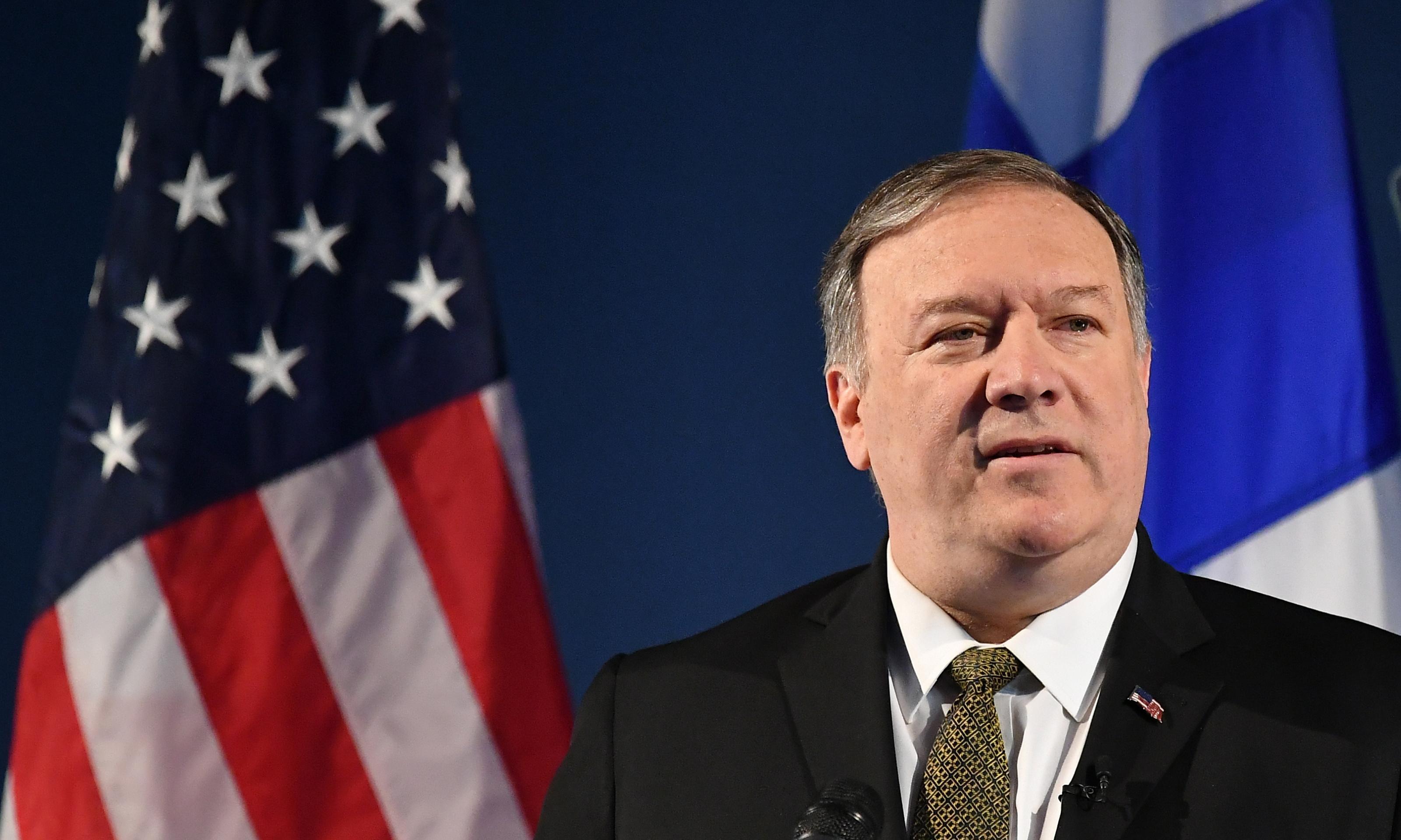US warns Beijing's Arctic activity risks creating 'new South China Sea'