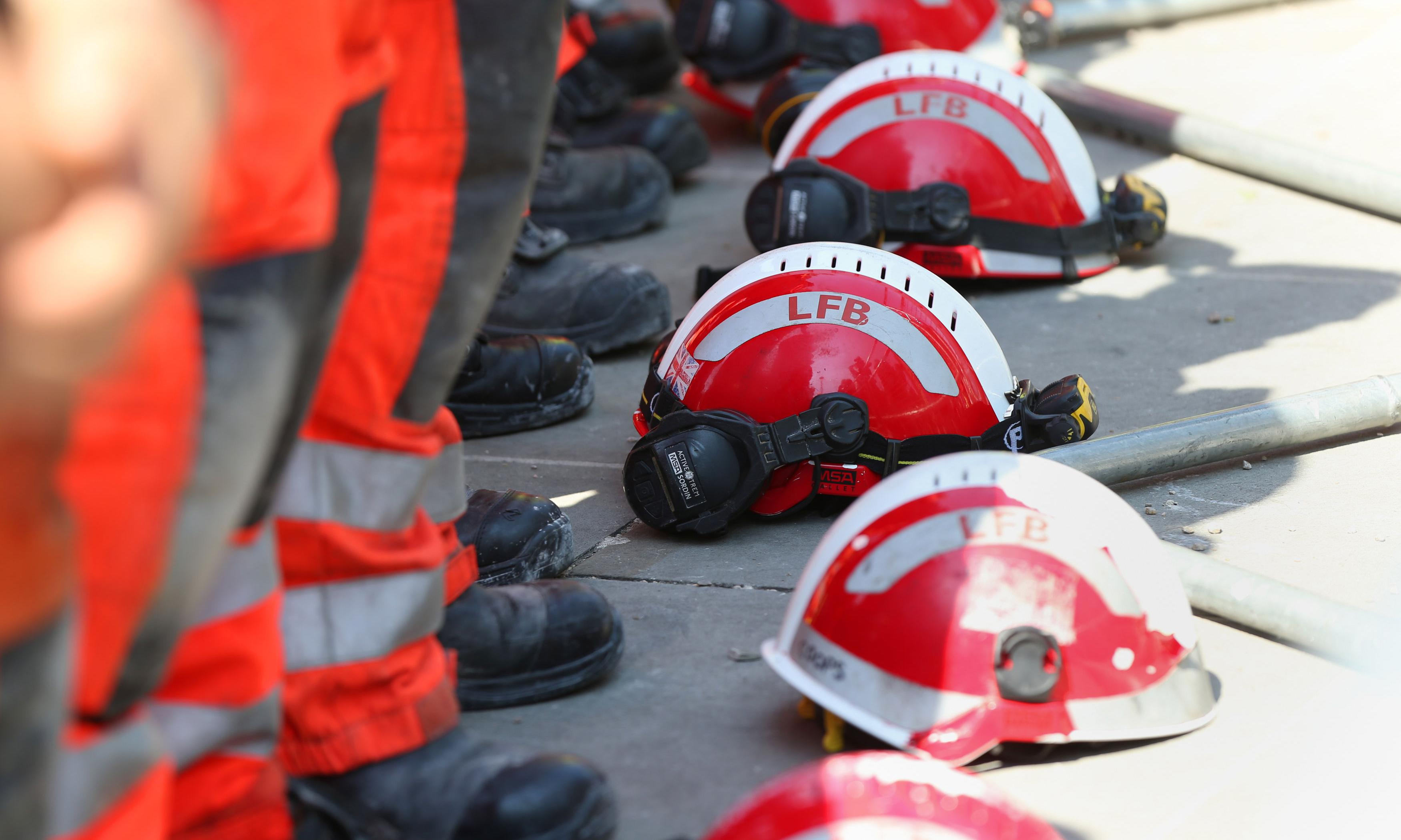 Ministers complacent over high-rise fire risk, say firefighters