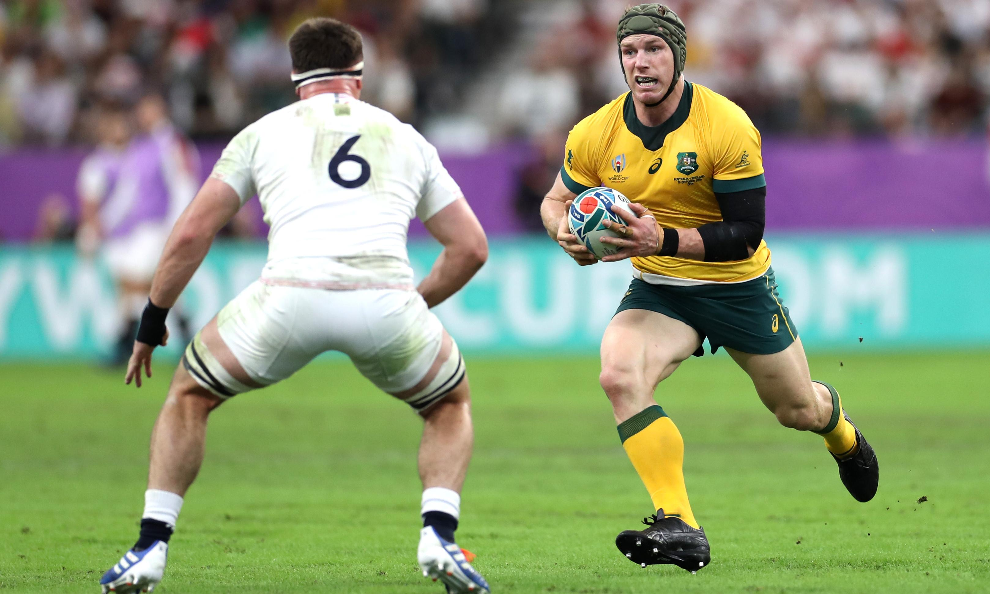 England 40-16 Australia: Rugby World Cup quarter-final player ratings