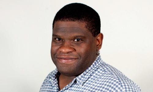 Guardian editor-at-large, Gary Younge