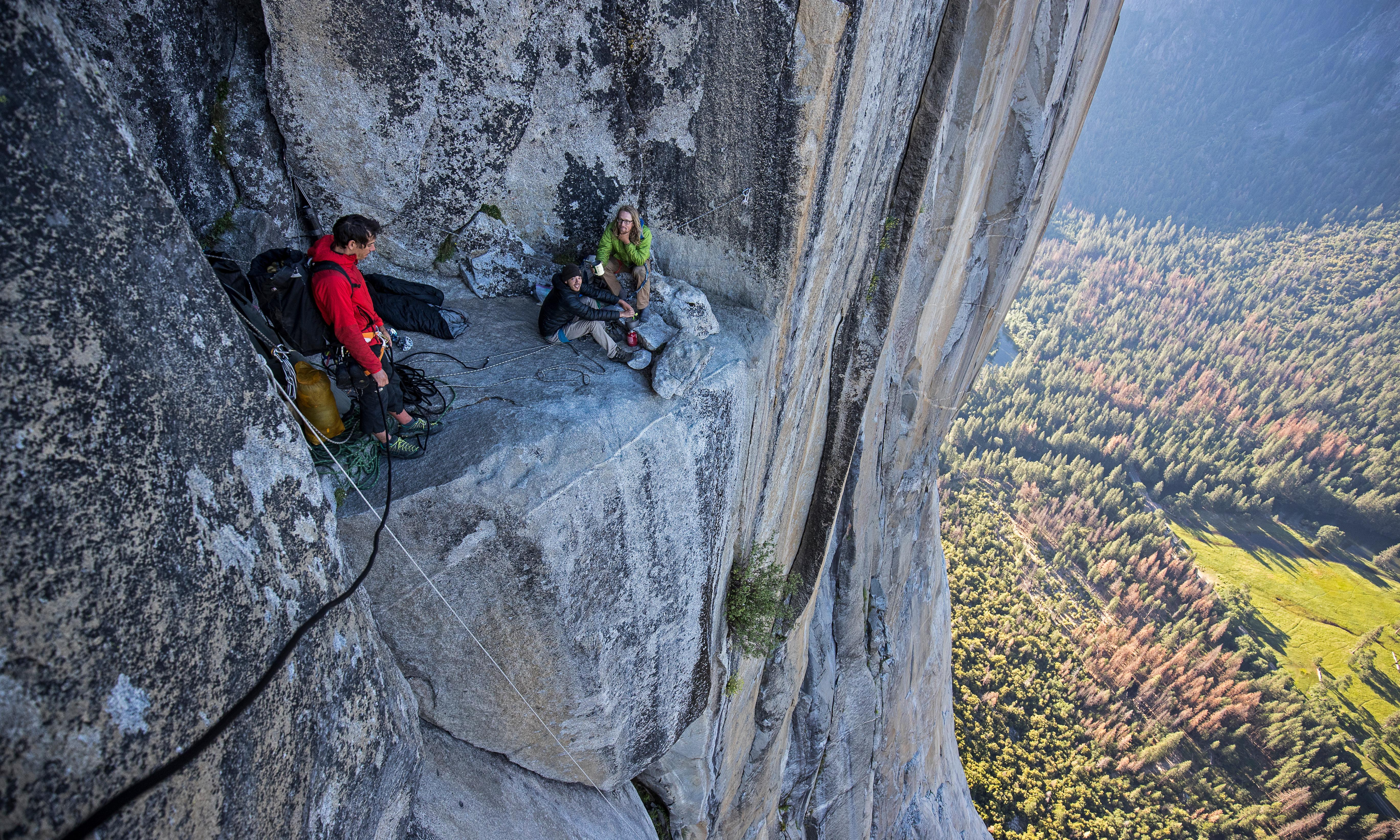 No ropes attached: behind two heart-racing free climbing documentaries