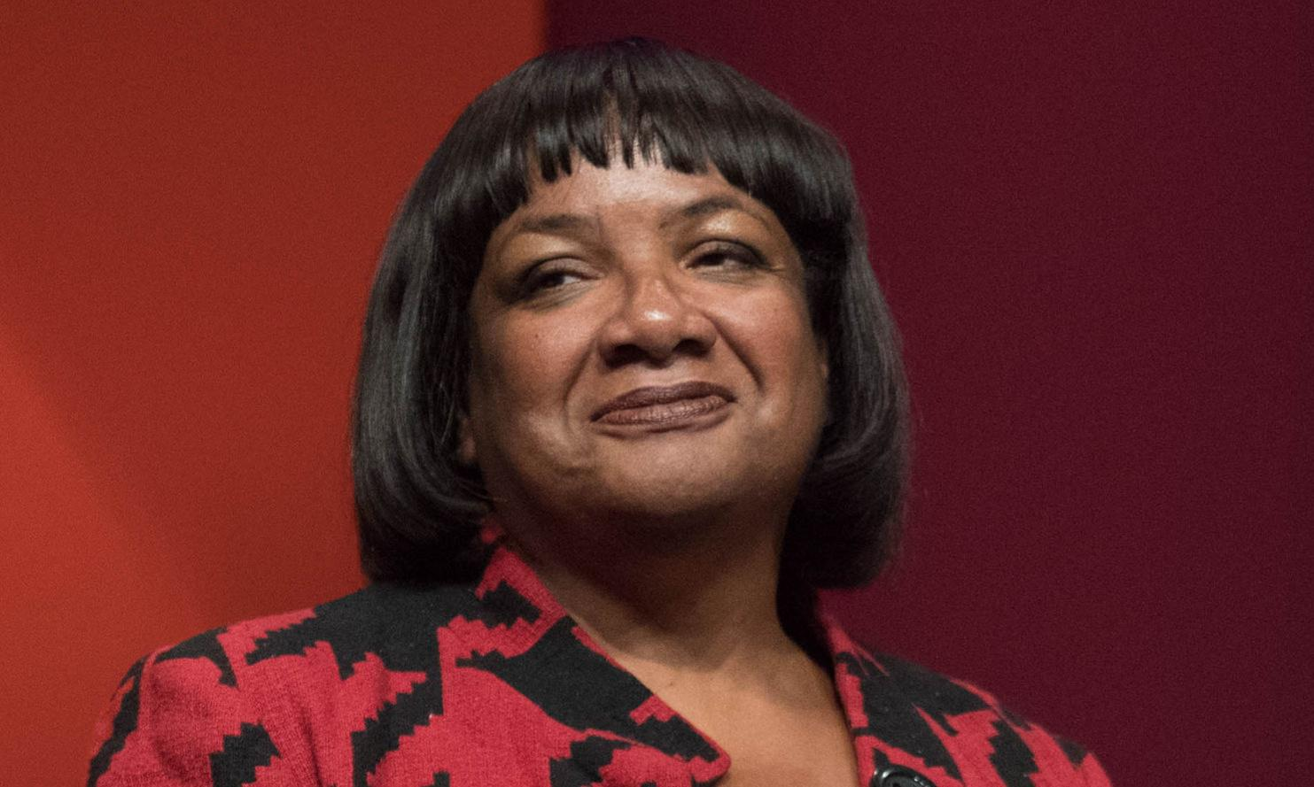 Raise a can to Diane Abbott, a politician who can mix (mojitos) with the people