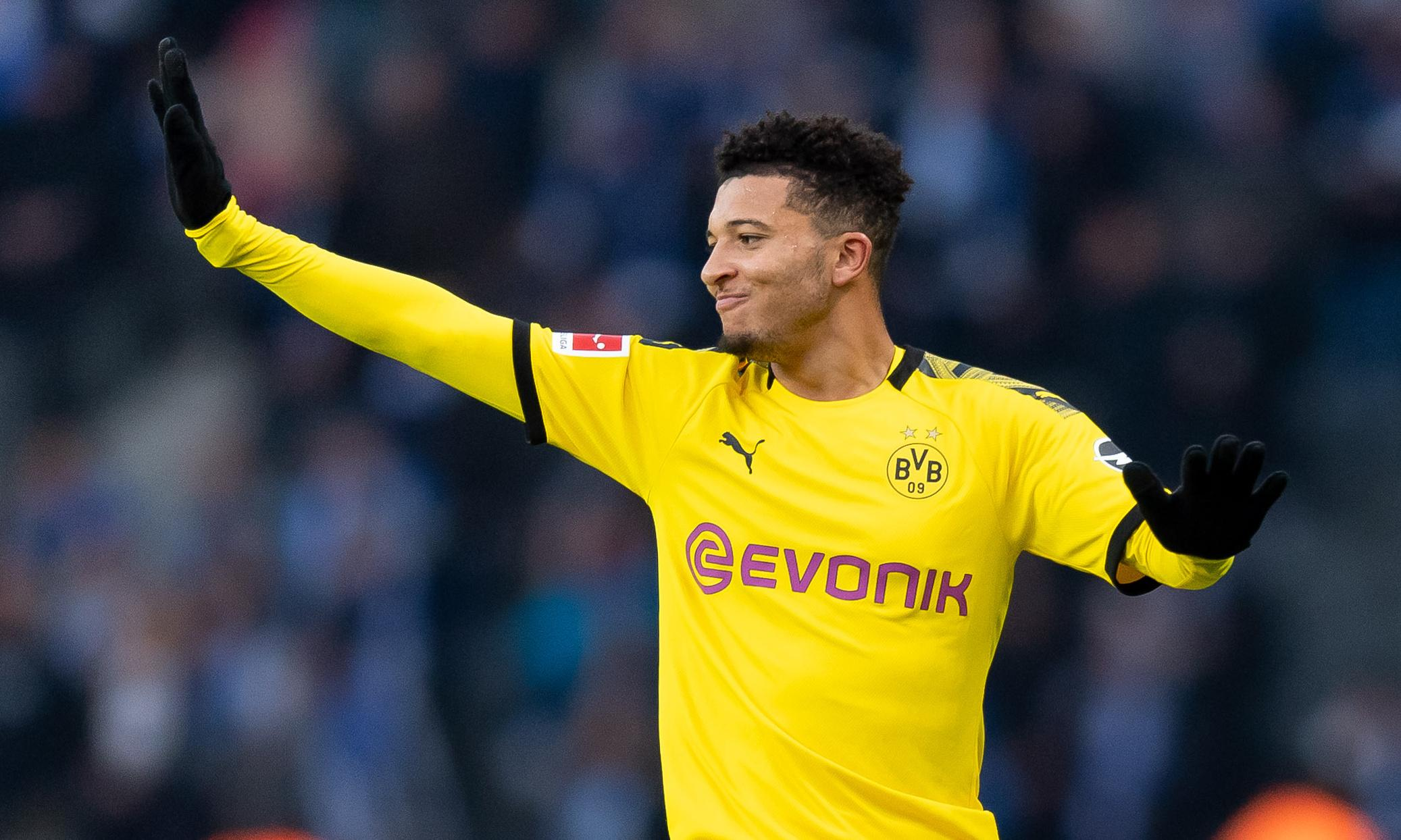 Football transfer rumours: Sancho and Sander Berge to Liverpool?