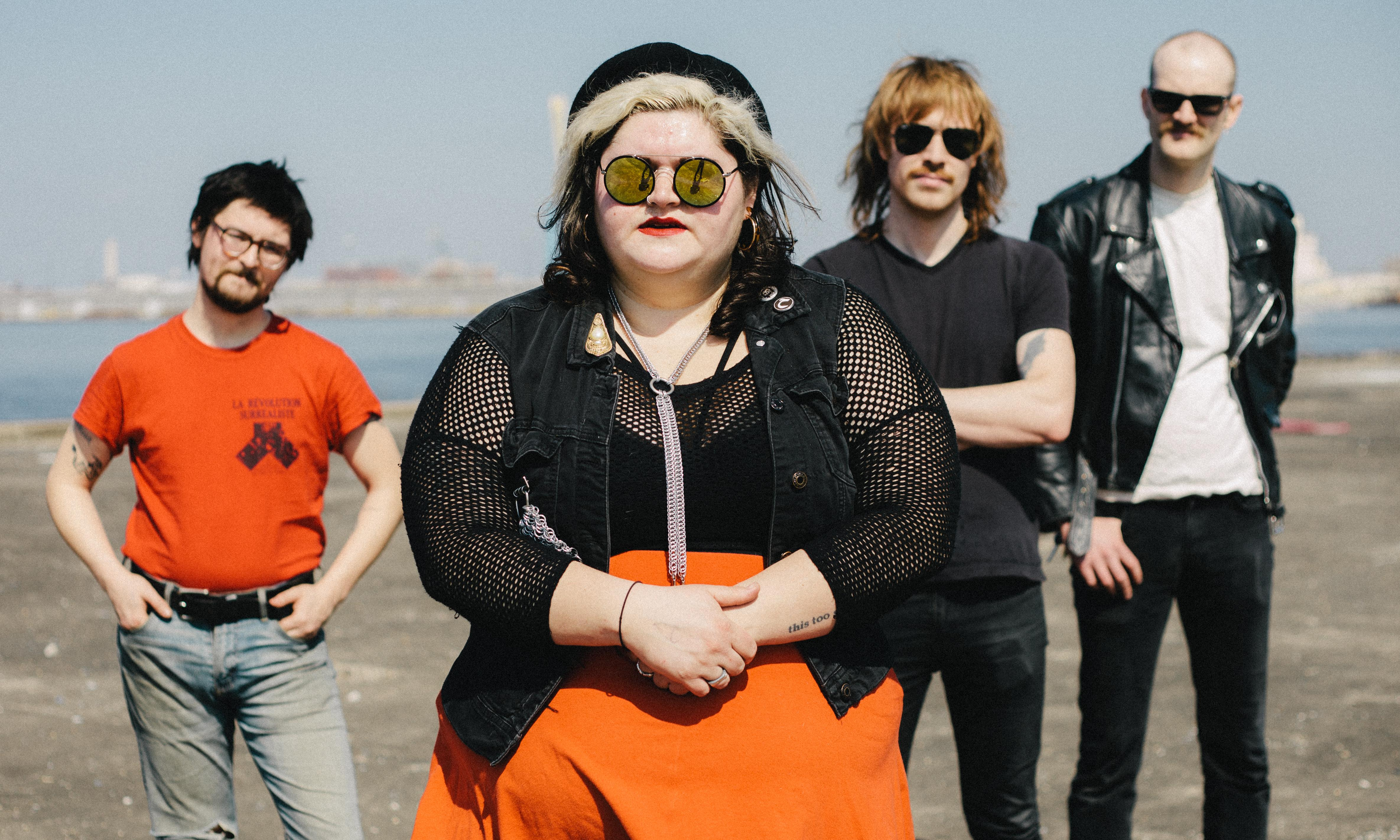 Sheer Mag: A Distant Call review – swagger rockin' on grim reality