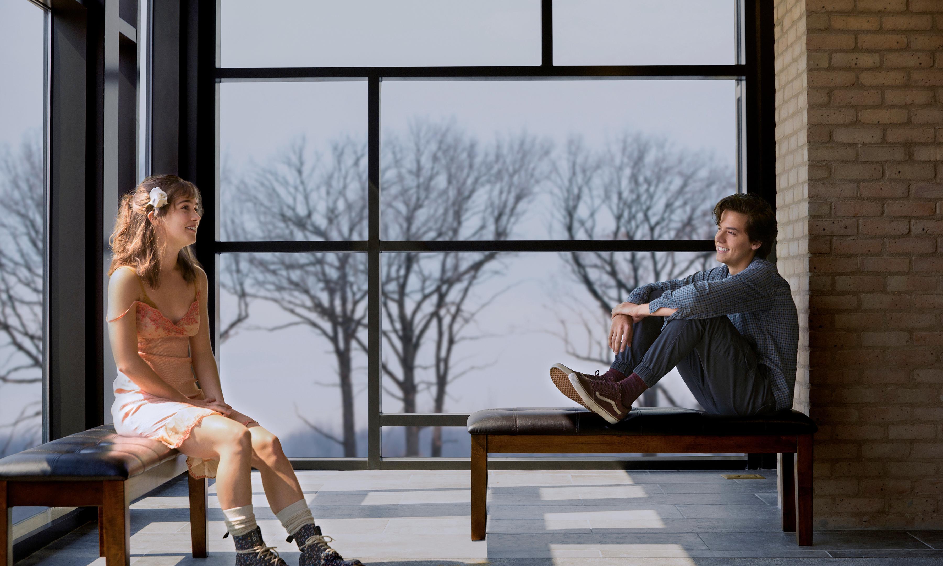 Five Feet Apart review – sickly teen romance dies a slow death