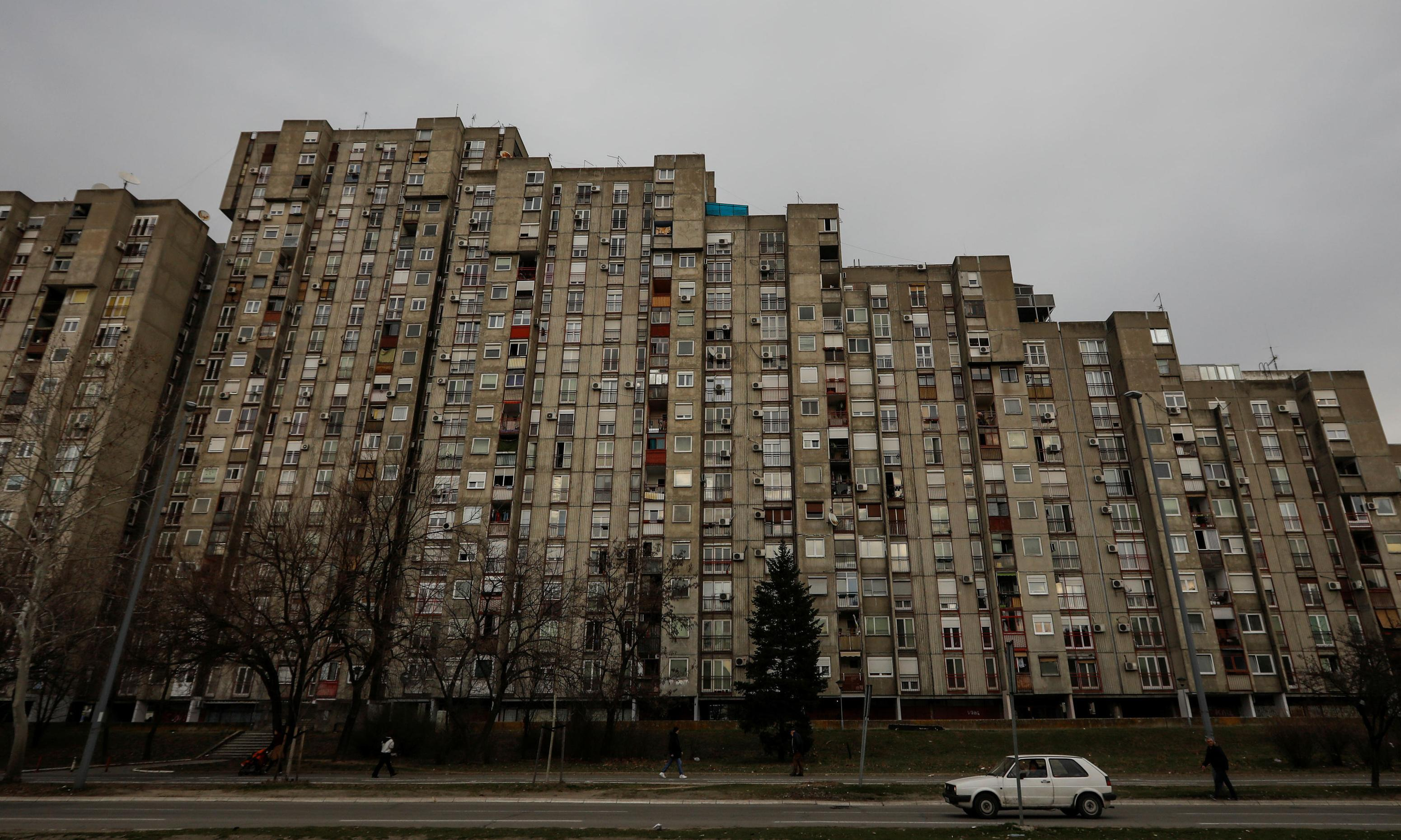Former Yugoslavia's brutalist beauty – a photo essay