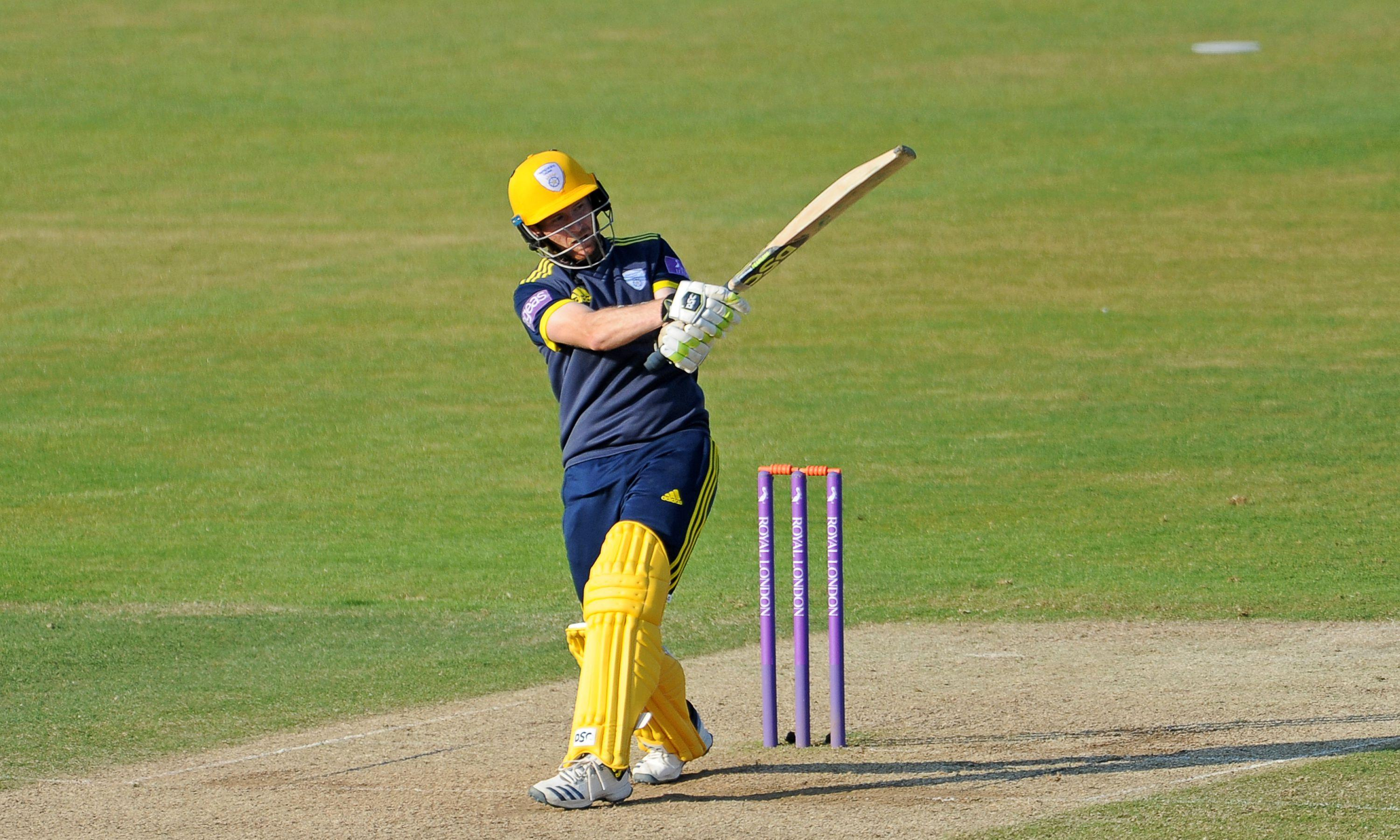 Liam Dawson in contention for World Cup spot after impressive county form