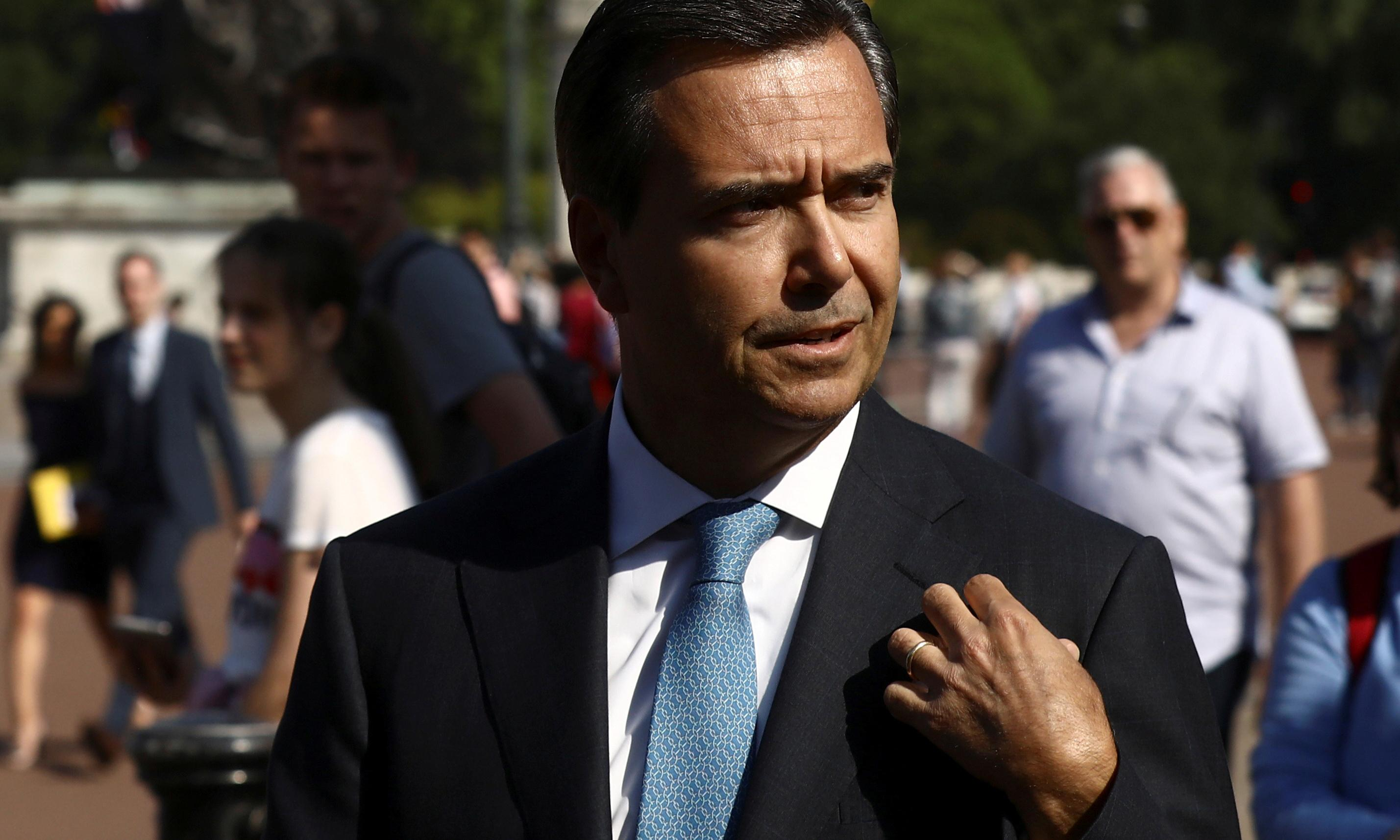 Lloyds boss called before MPs over his pension payments