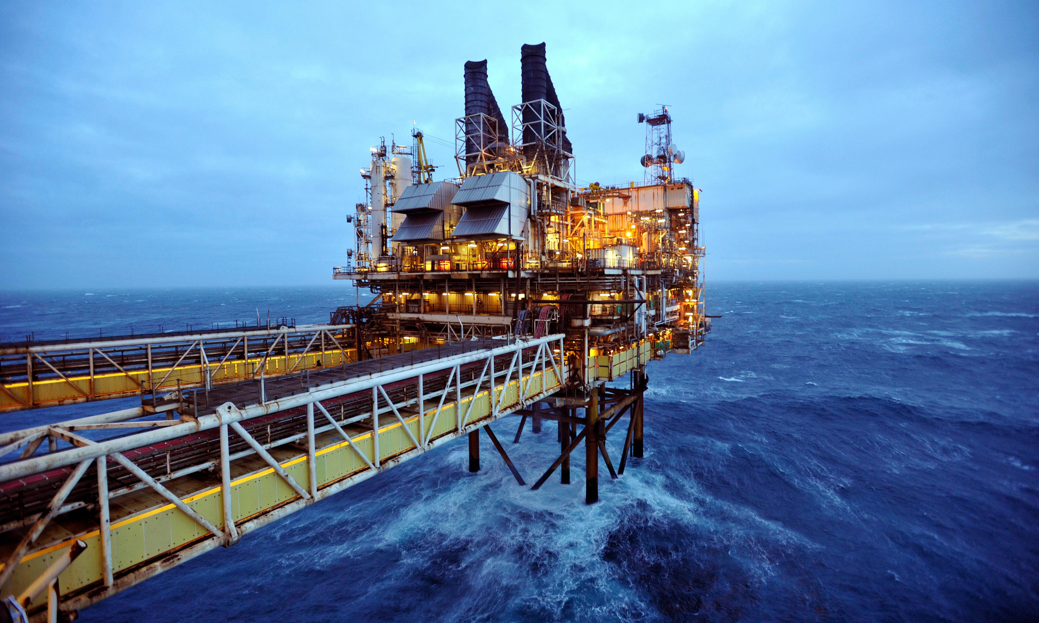 Rebounding oil prices buoy BP at a crucial time