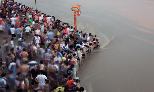 Soak it up: China's ambitious plan to solve urban flooding with 'sponge cities'