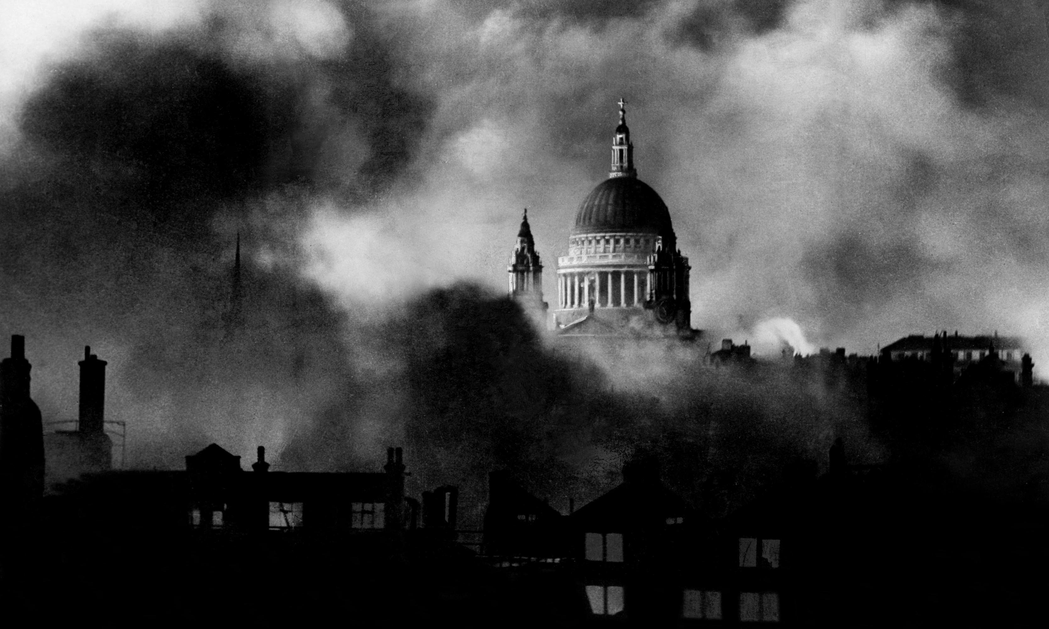 Into the storm: the horror of the second world war