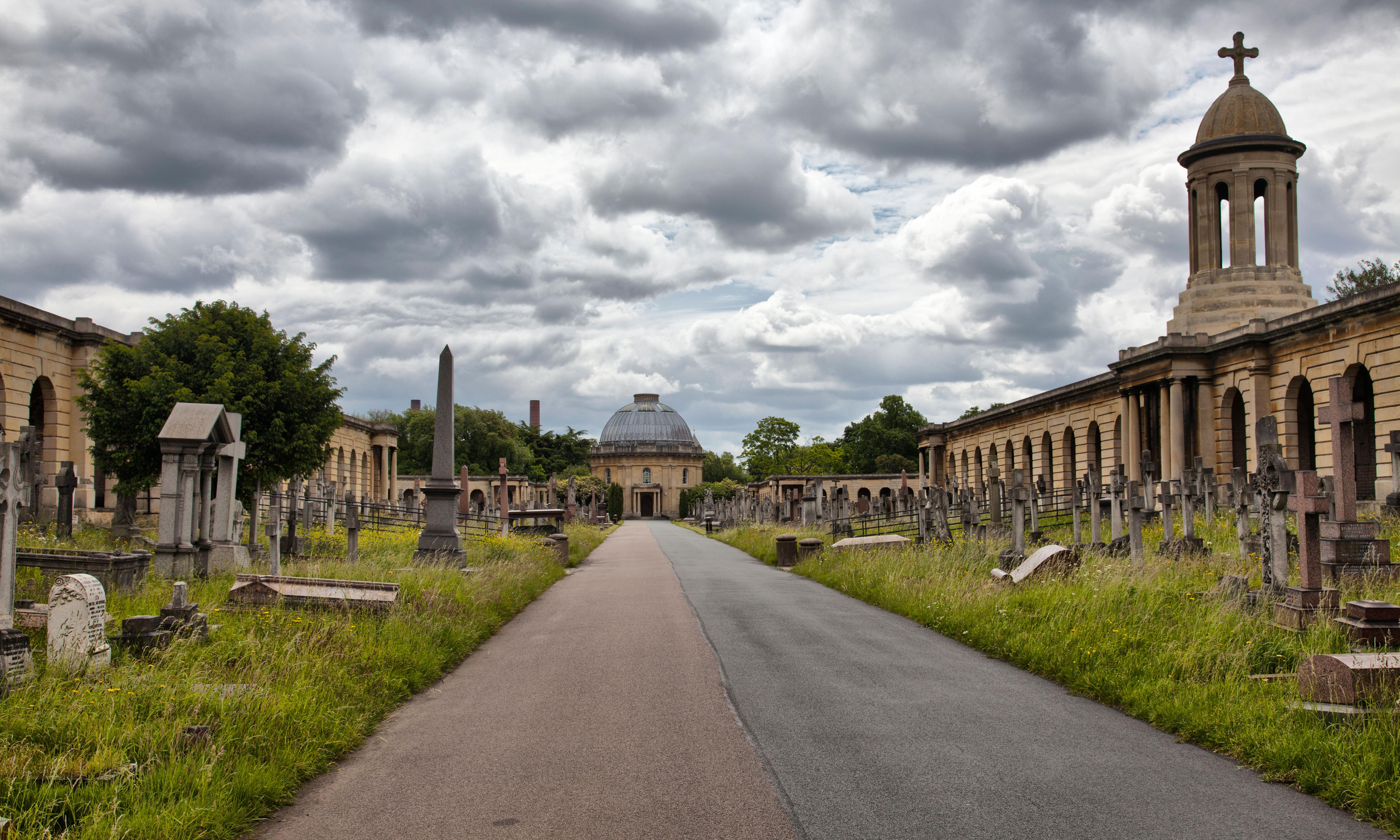 Michael Donkor on West Brompton: 'The cemetery gave me a glimpse of something rural'