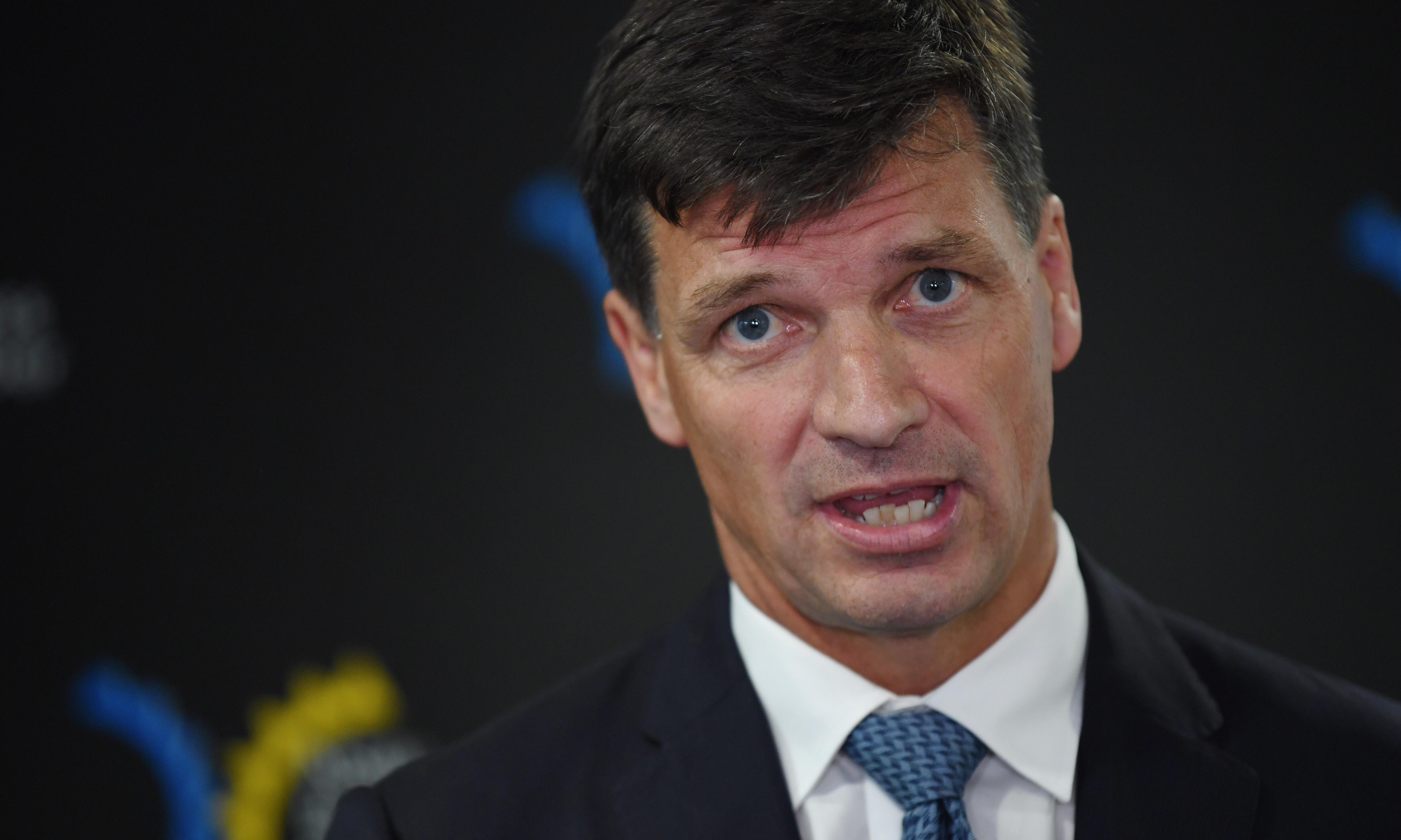 Angus Taylor's Oxford rowing mate's company was a beneficiary of $80m water deal