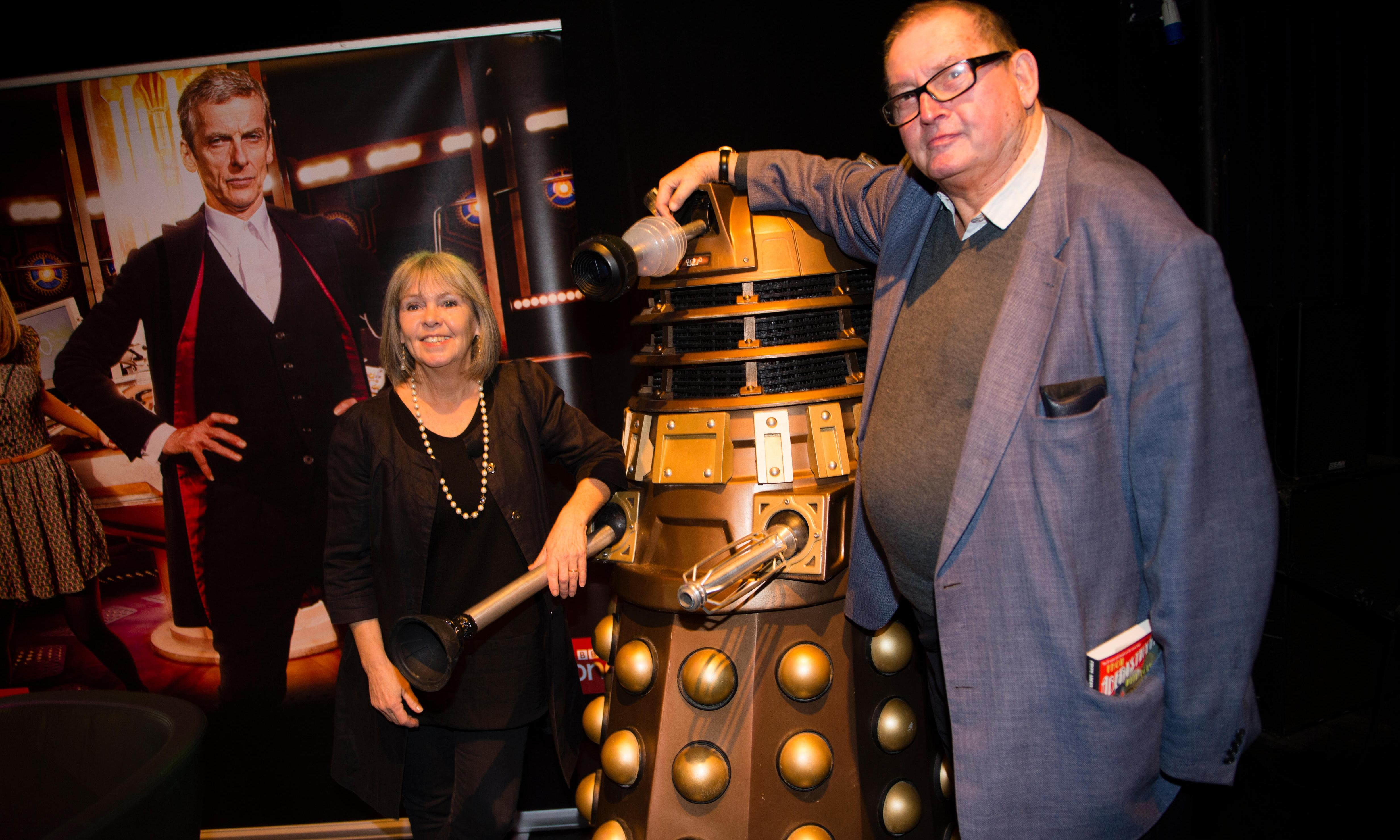 Doctor Who writer and script editor Terrance Dicks dies aged 84