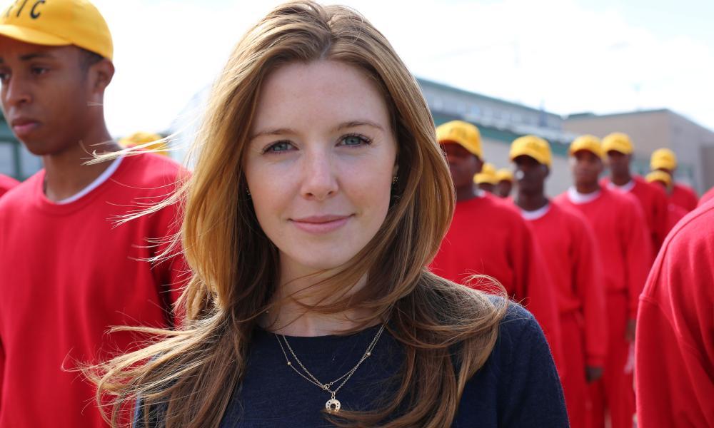 Presenter and journalist Stacey Dooley.