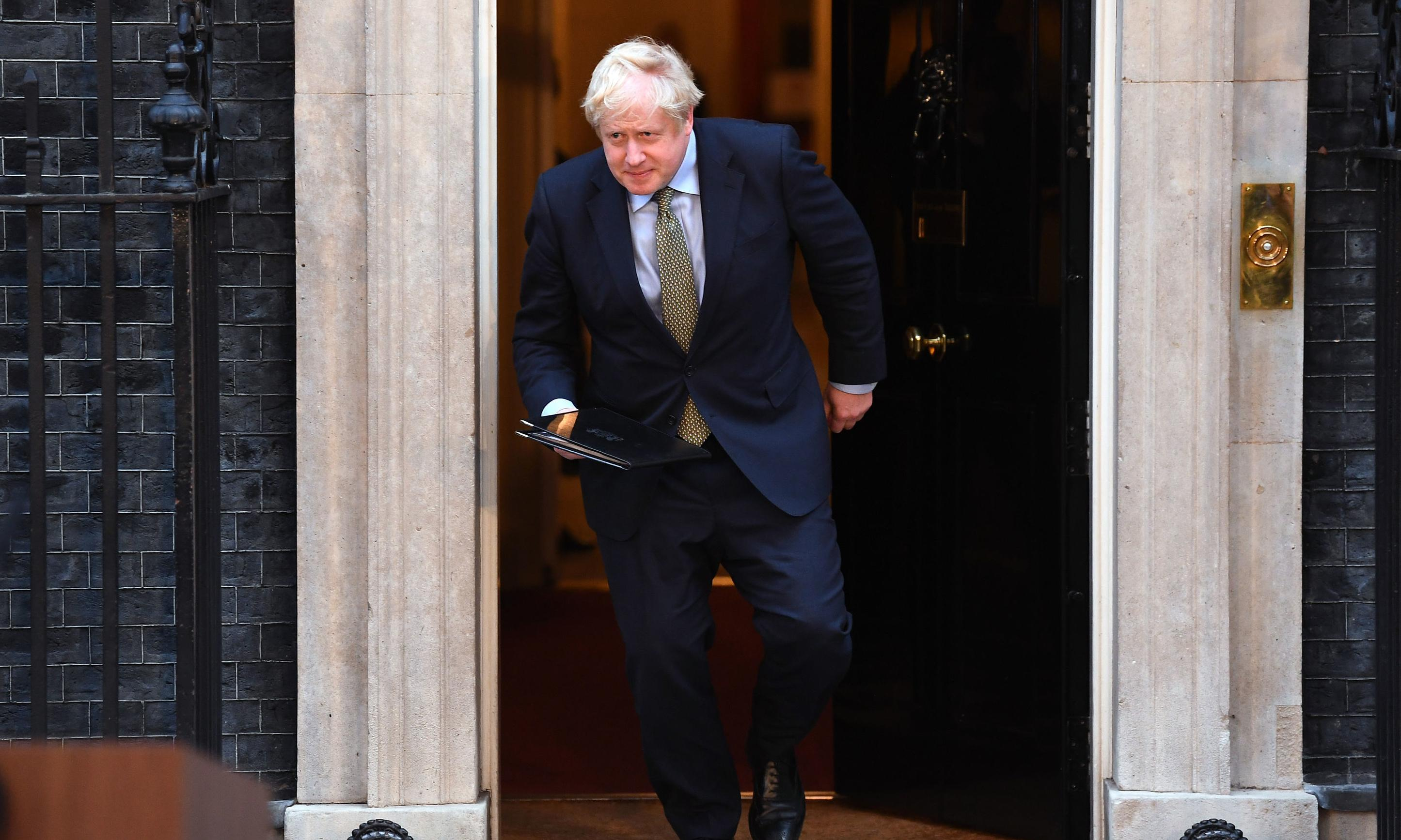 Monday briefing: Full steam ahead for Johnson