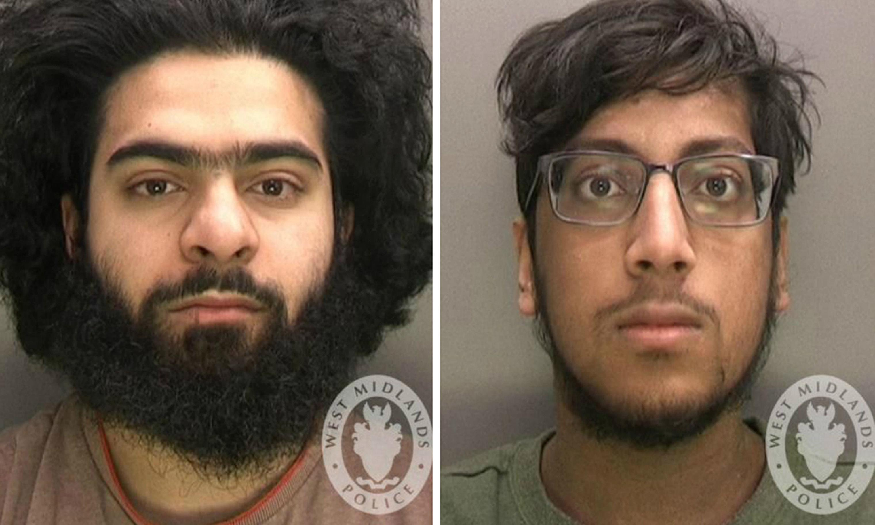 UK pair who planned Syria journey on TripAdvisor jailed