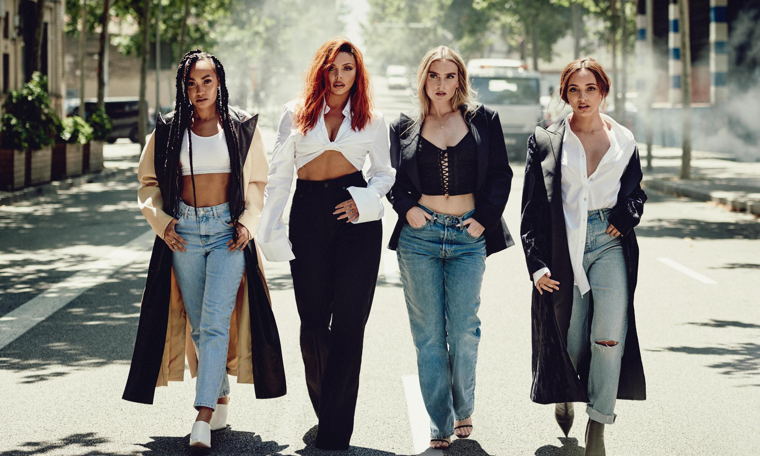 Little Mix: LM5 review – formidable and frustrating