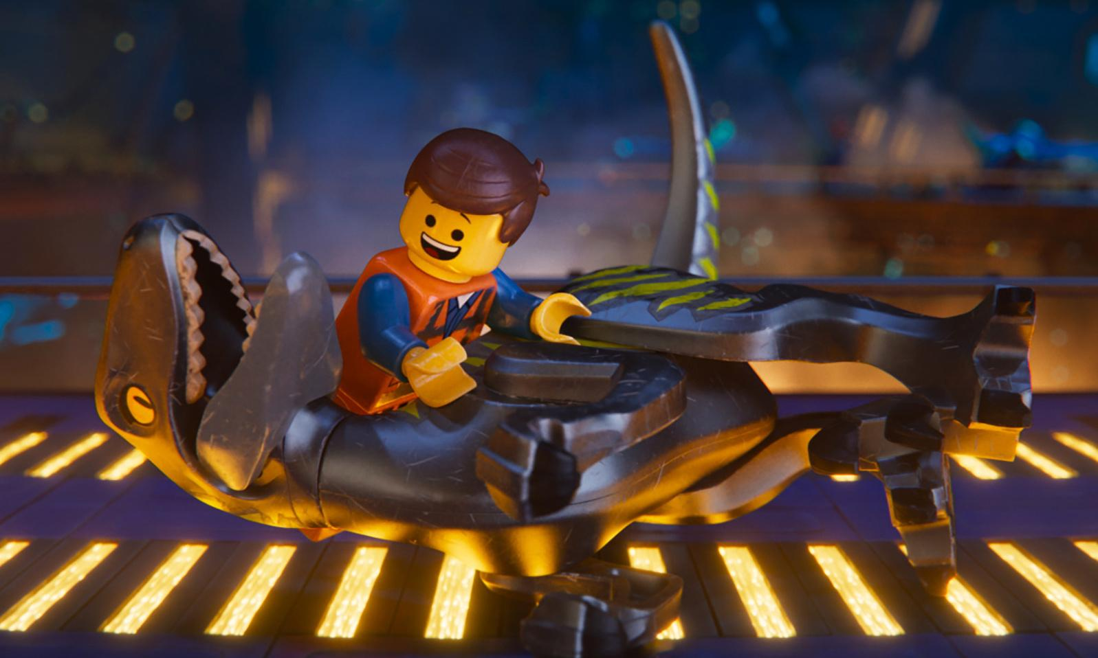 The Lego Movie 2: The Second Part review – even more awesome